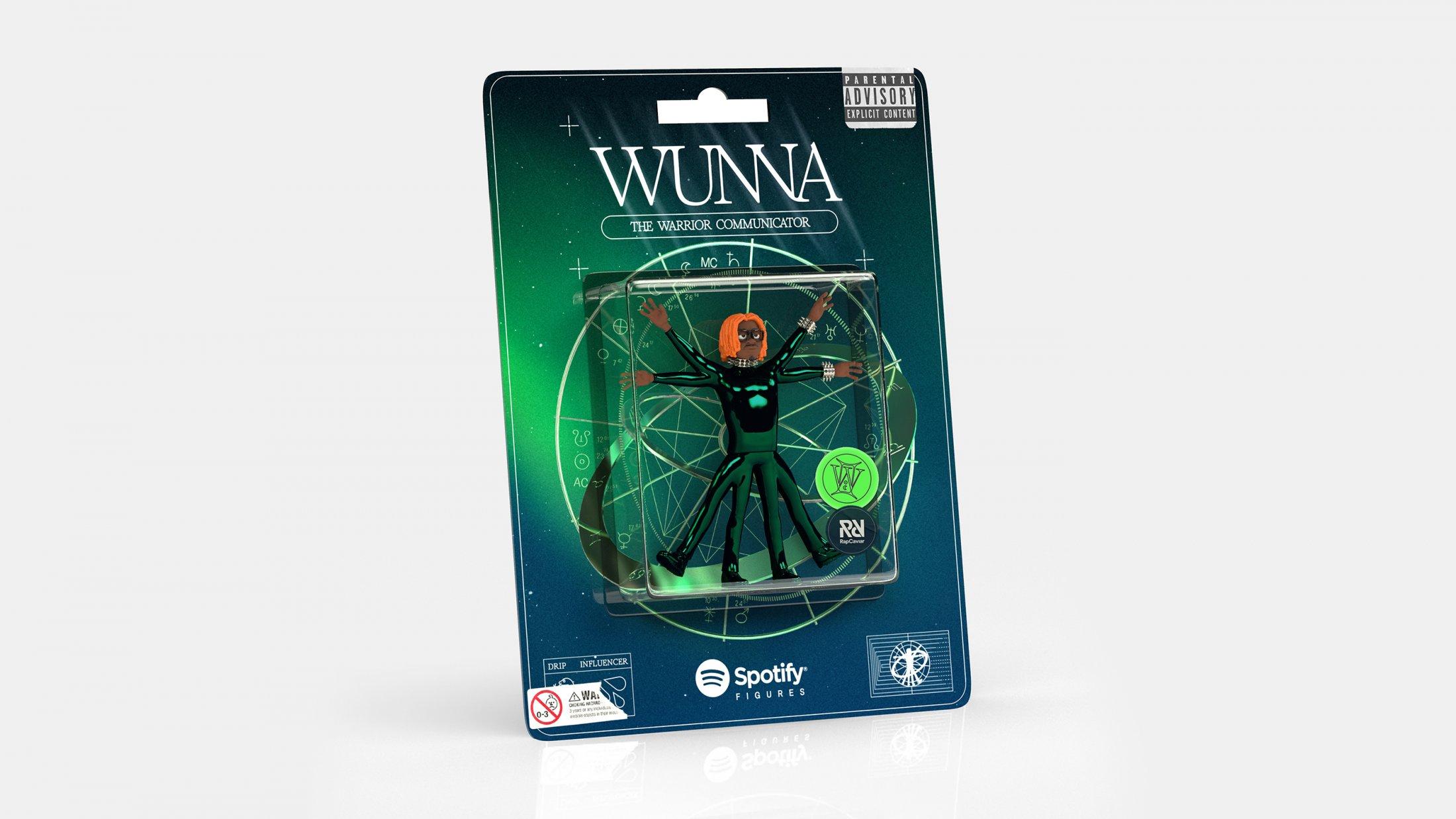 Thumbnail for Spotify x Wunna