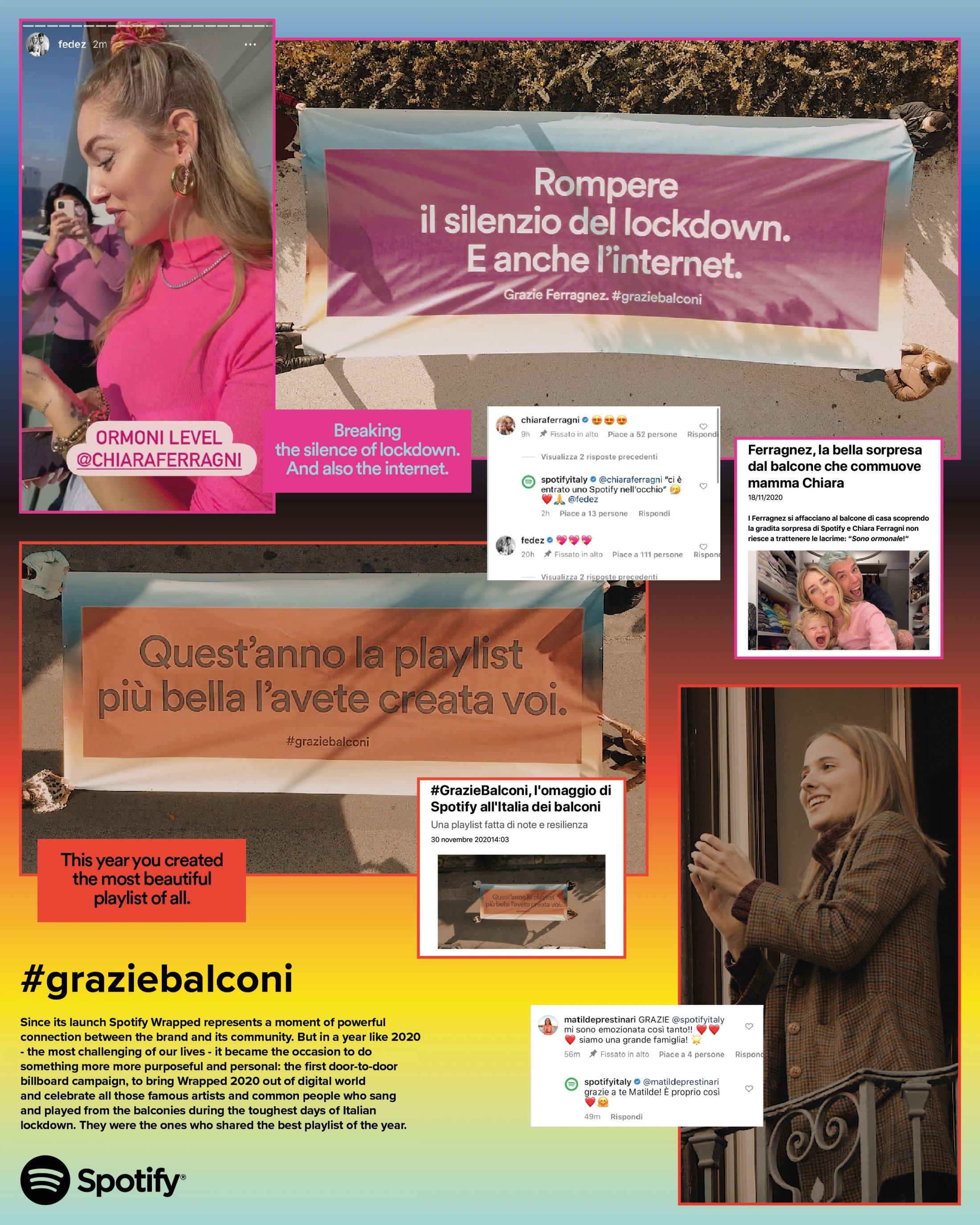 Thumbnail for #graziebalconi