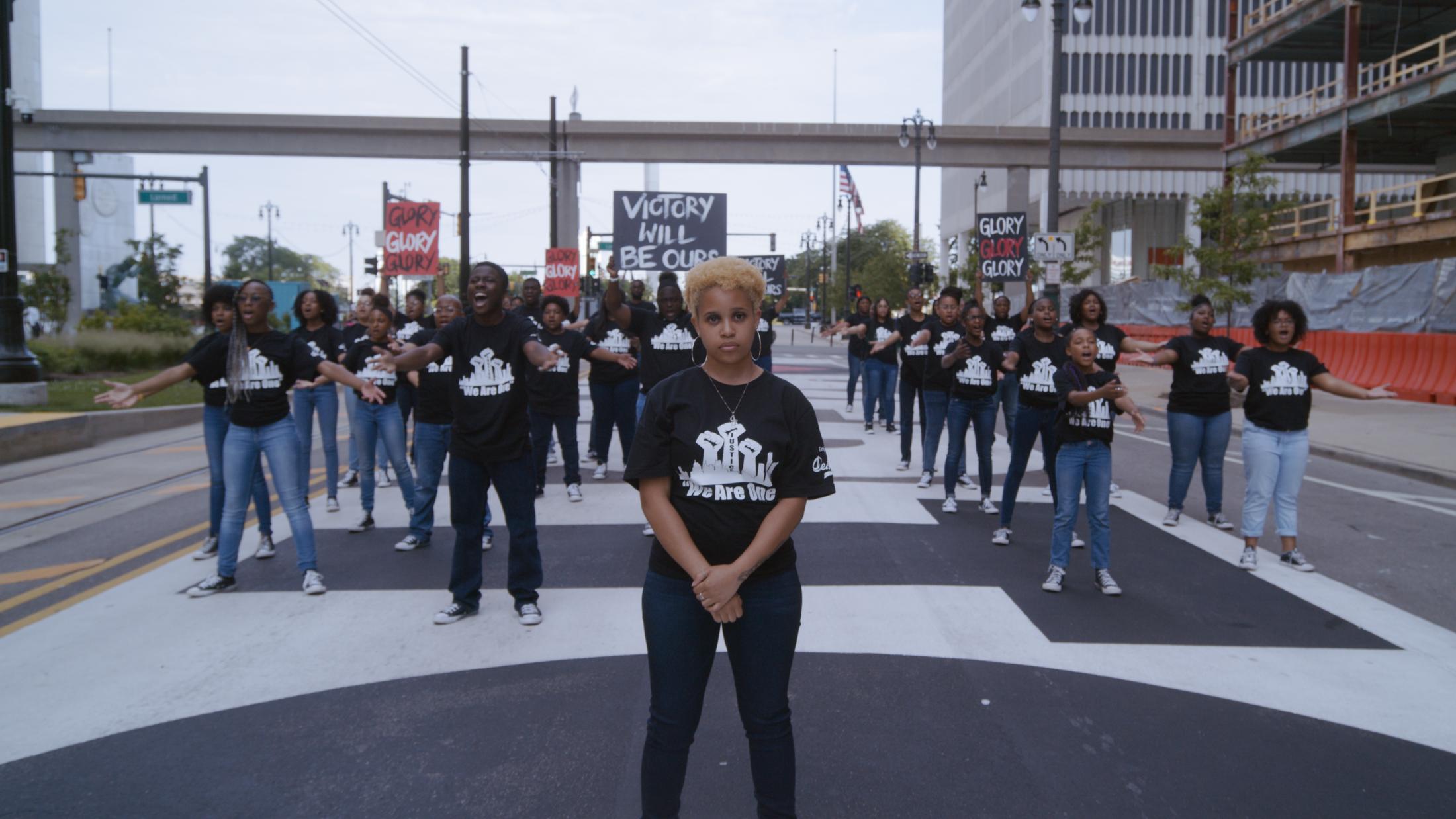 Thumbnail for Detroit Youth Choir 'Glory'