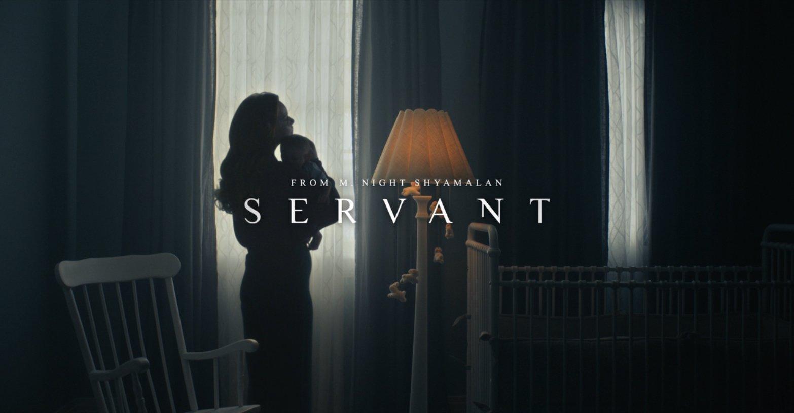 "Thumbnail for Servant - ""Making Jericho"" | Apple TV+"