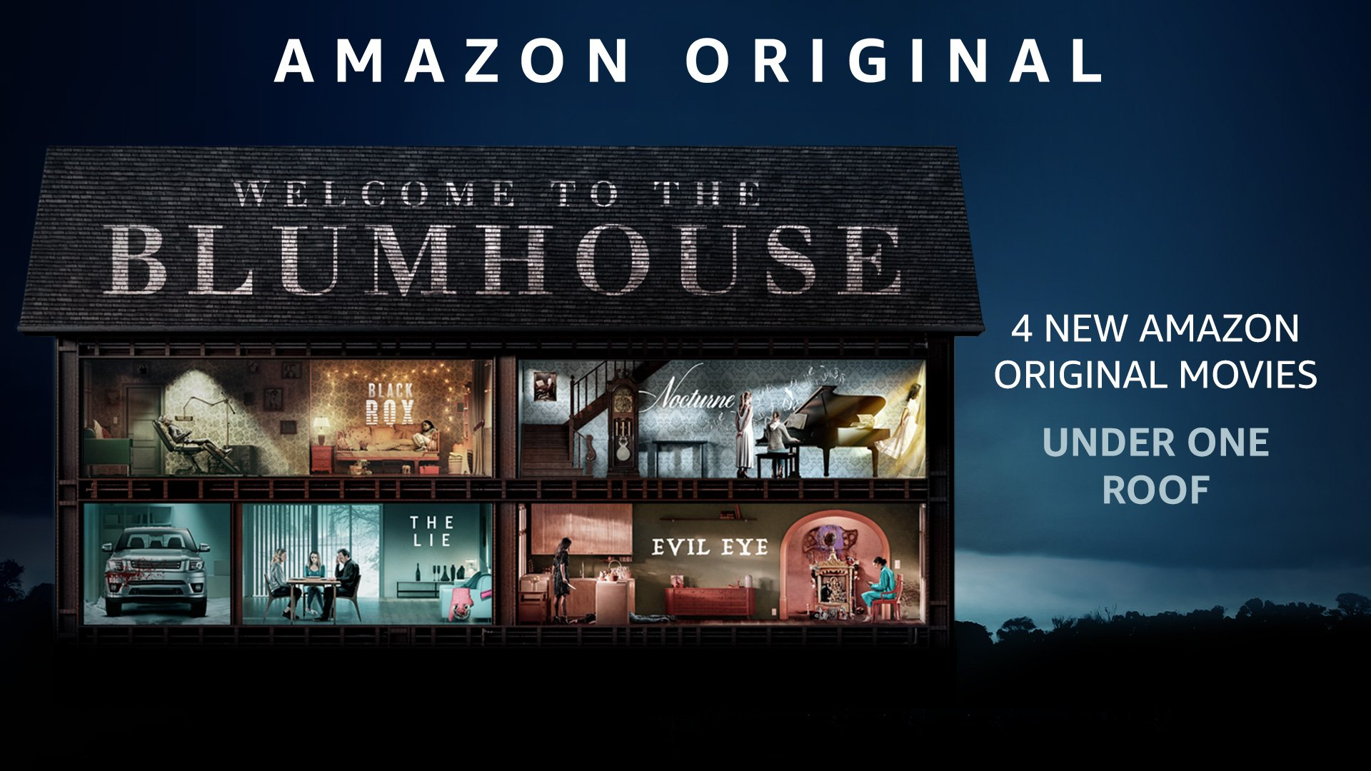 Thumbnail for Welcome To The Blumhouse -