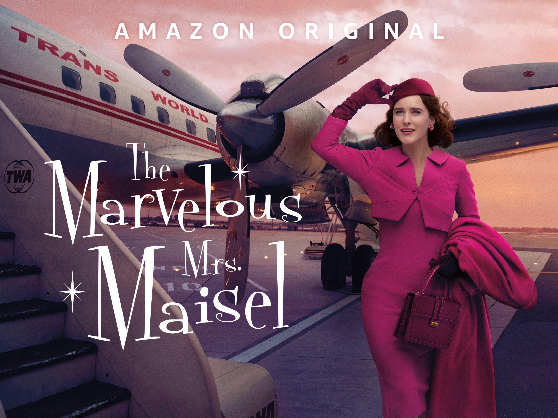Thumbnail for The Marvelous Mrs. Maisel - Season 3 Trailer