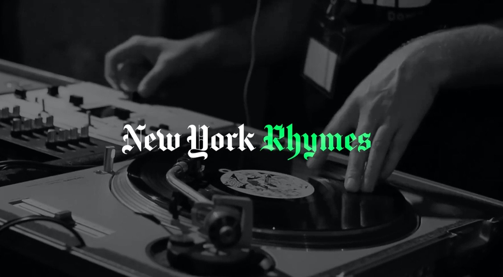 Thumbnail for The New York Rhymes