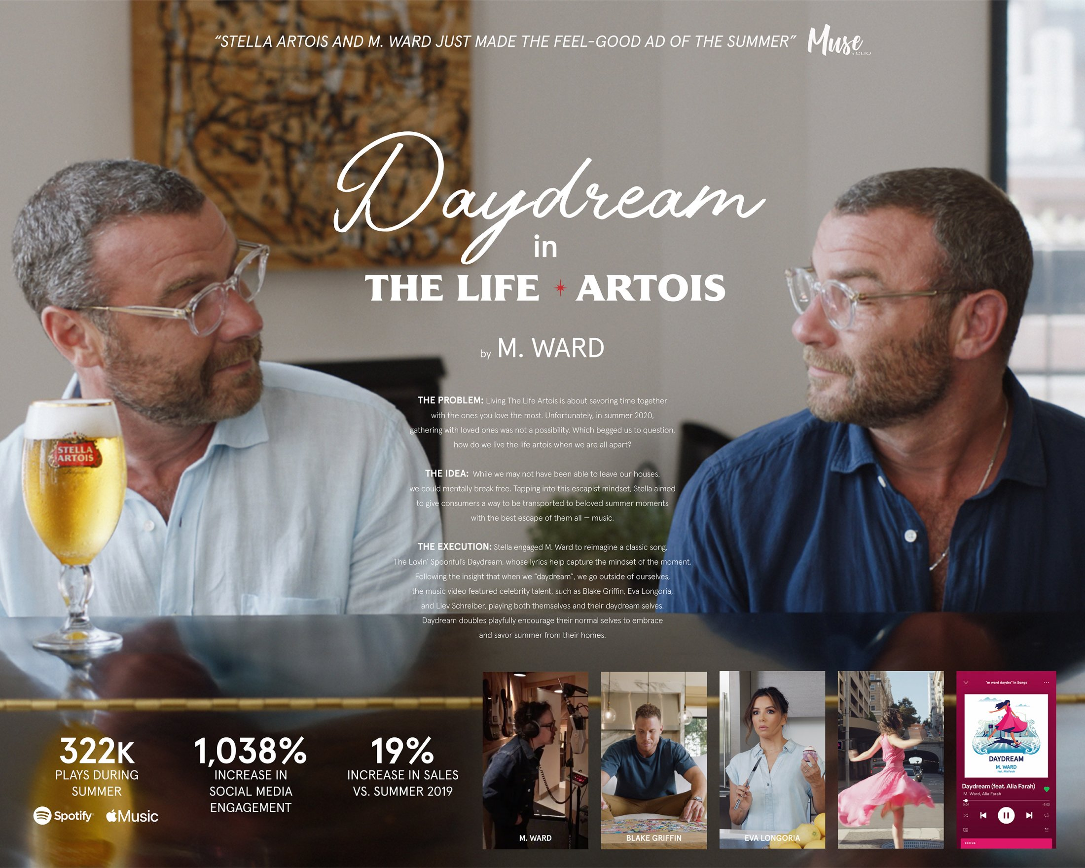 Thumbnail for Daydreaming (In the Life Artois)