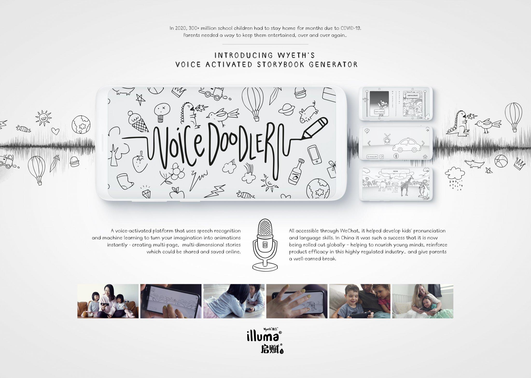 Thumbnail for Voice Doodler