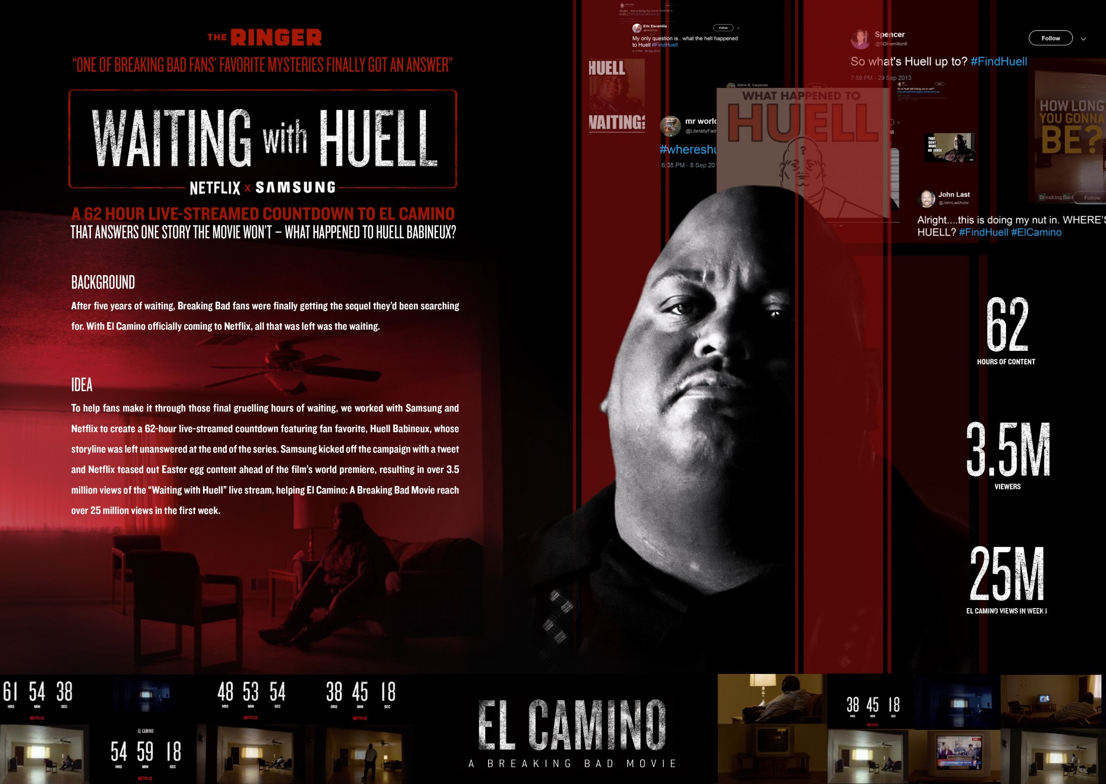 Thumbnail for Waiting With Huell