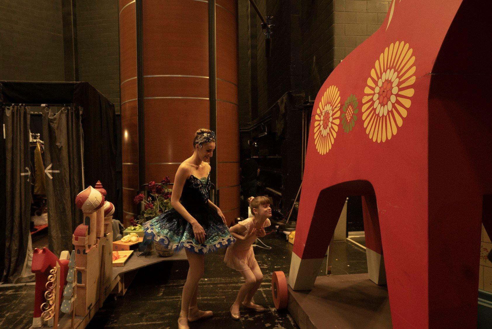 Thumbnail for Unseen Ballet
