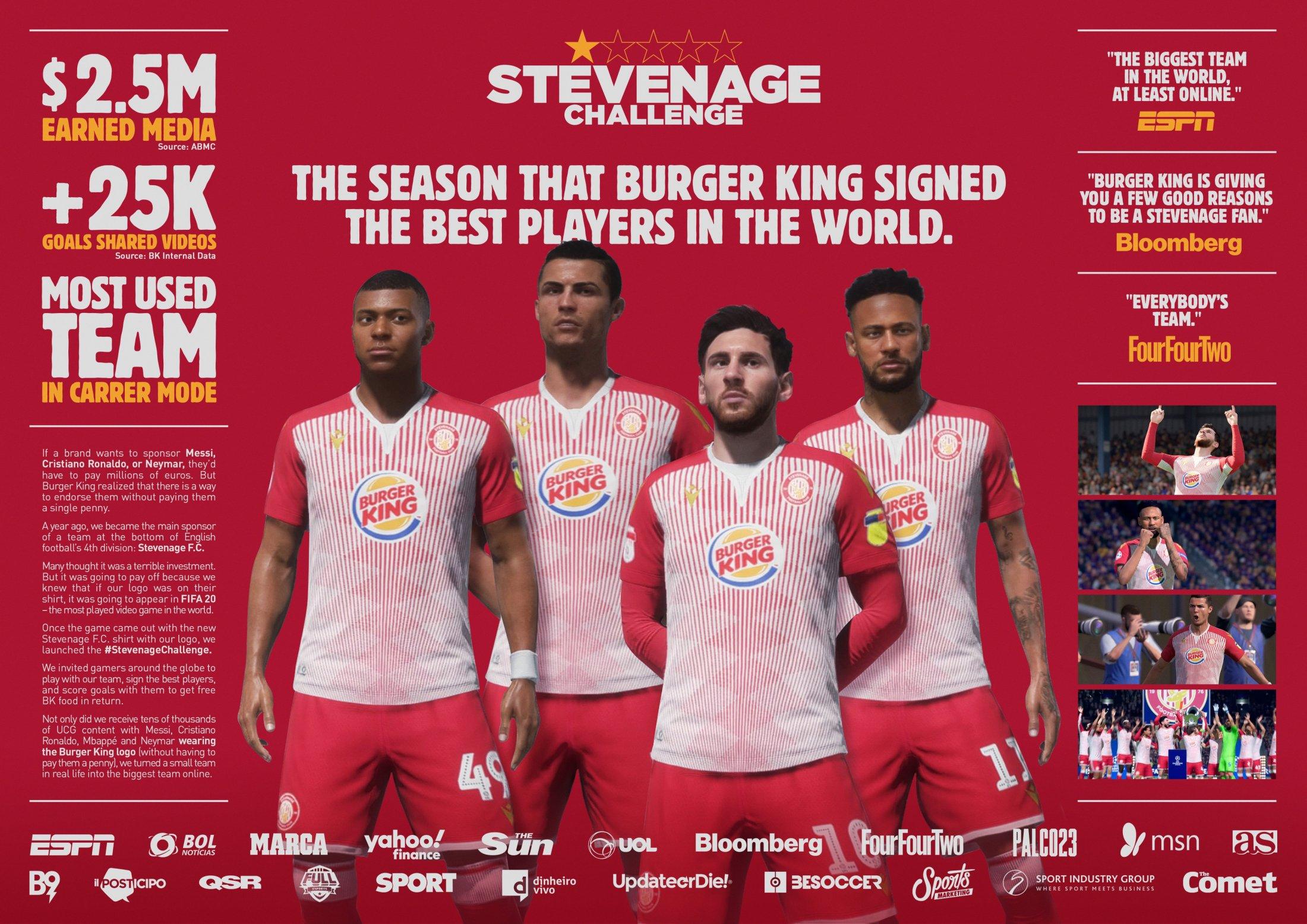 Thumbnail for BK Stevenage Challenge
