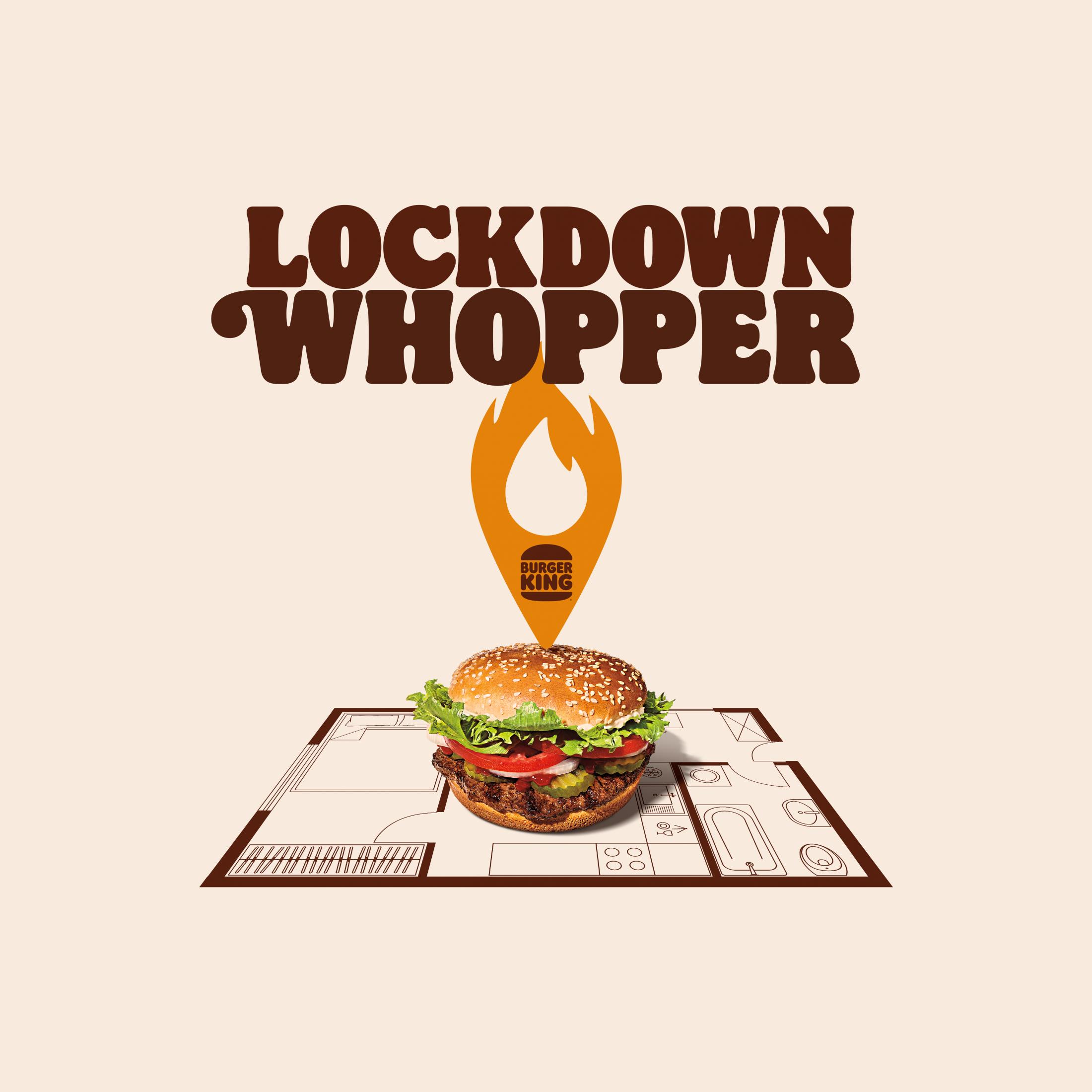 Thumbnail for BK Lockdown Whopper