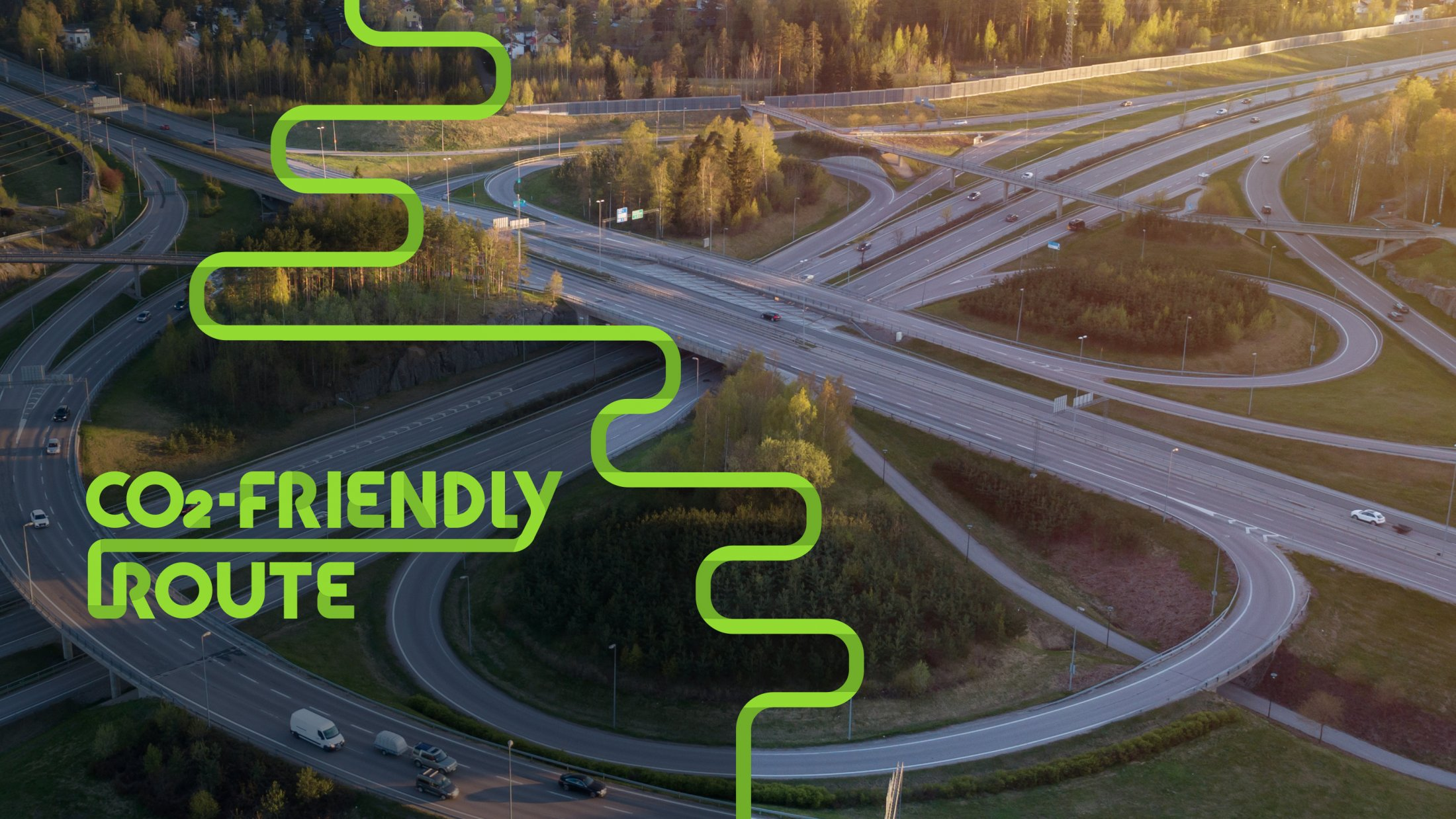 Thumbnail for The most CO2-friendly route