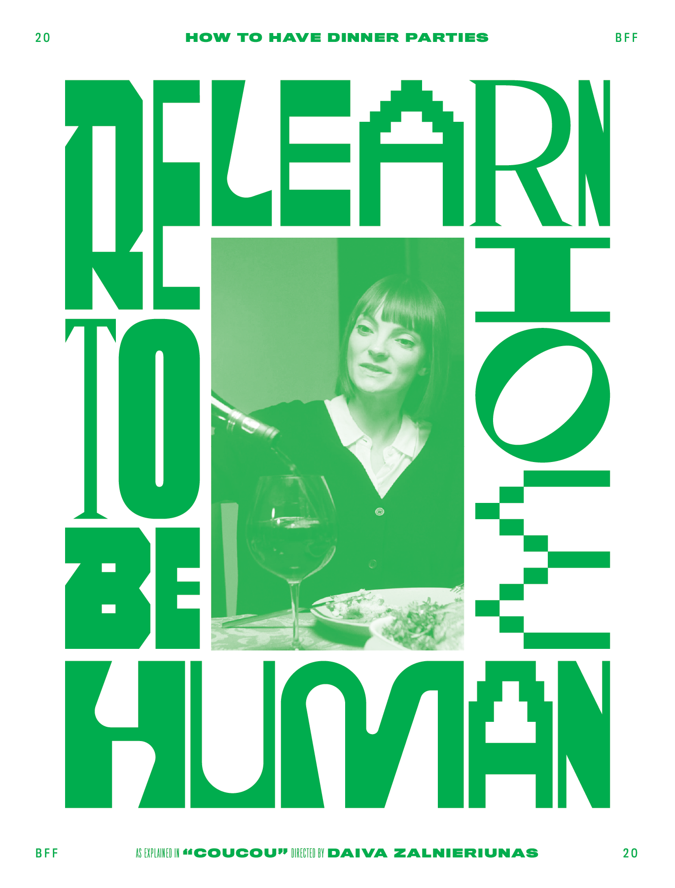 Thumbnail for Relearn How to be Human