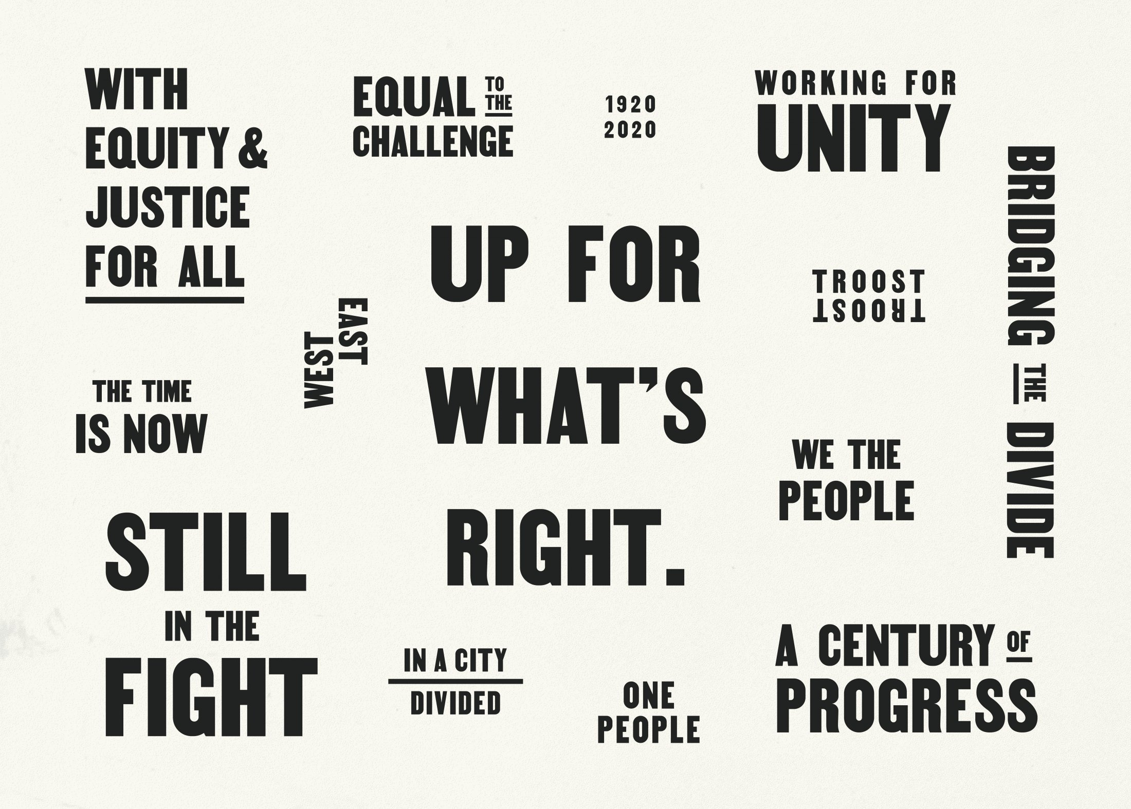 Thumbnail for Equal to the Challenge Identity System