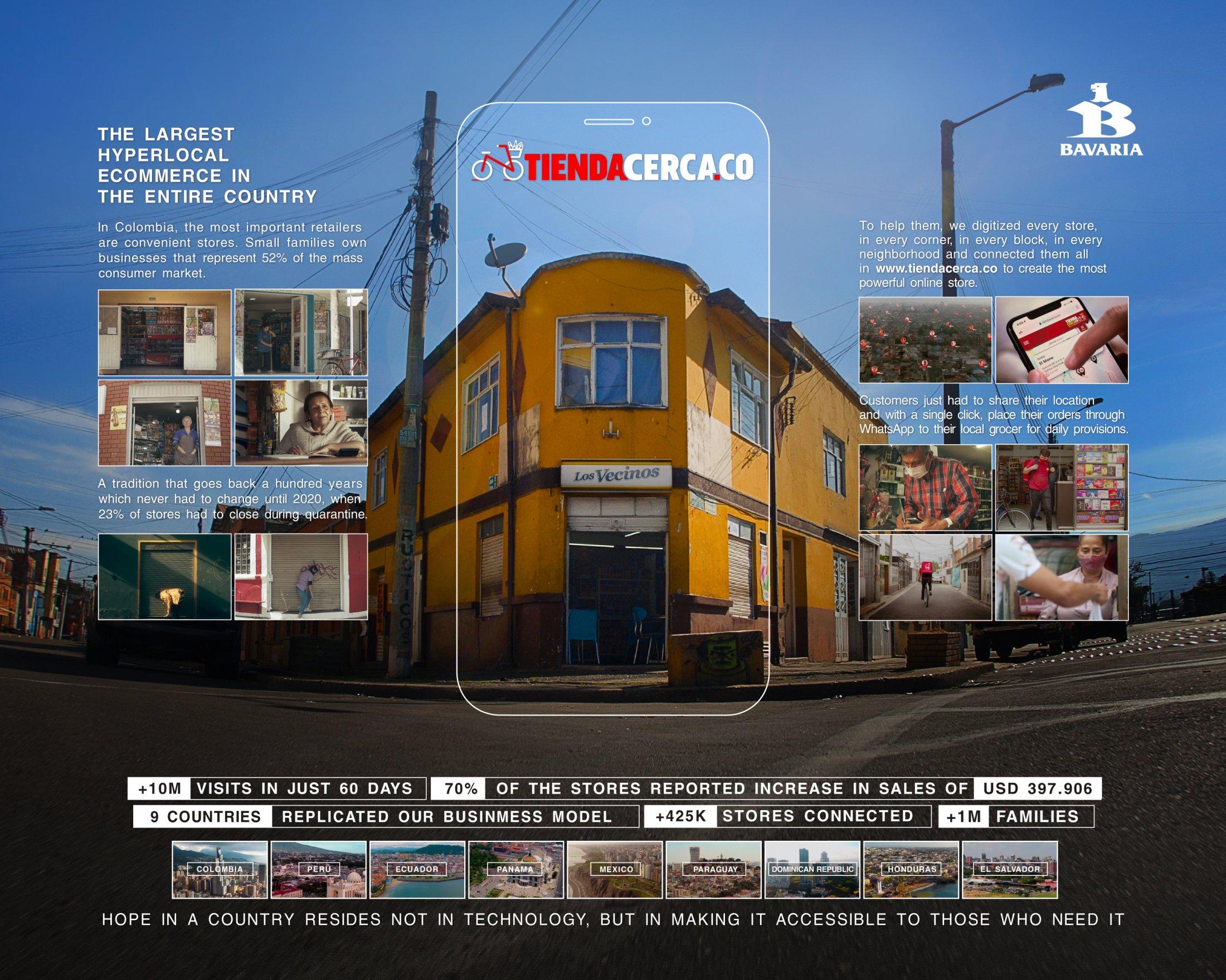 Thumbnail for Tienda Cerca