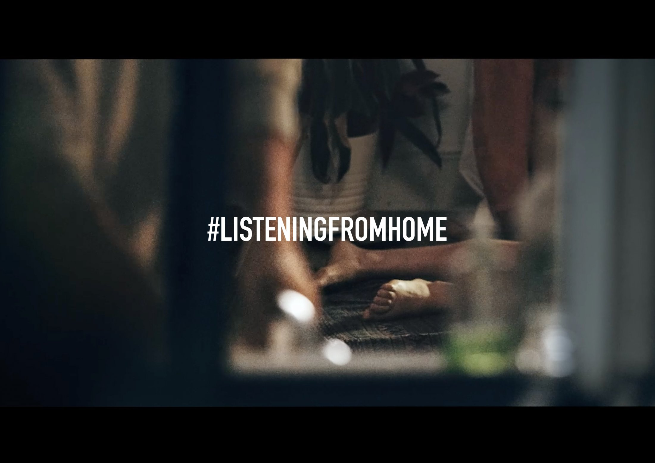 Thumbnail for Listening from home