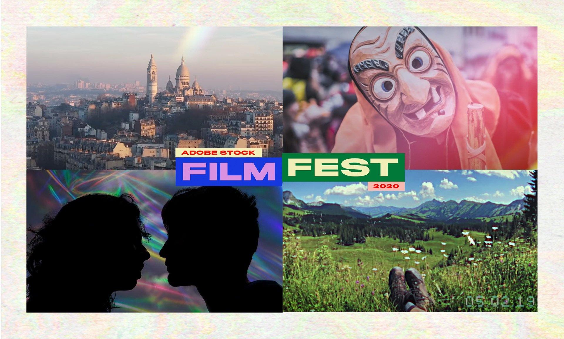 Thumbnail for Adobe Stock Film Festival