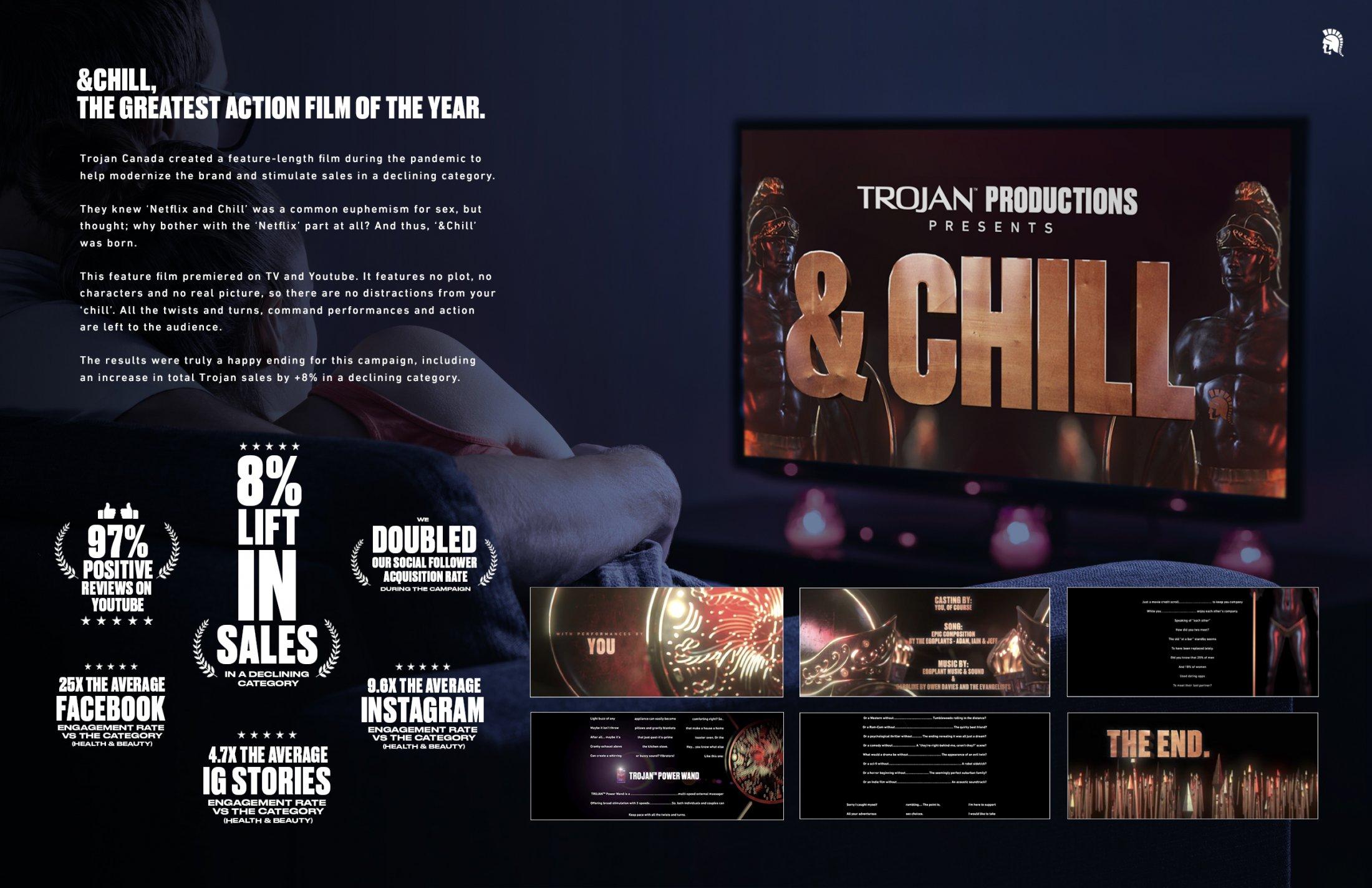 Thumbnail for Trojan & Chill