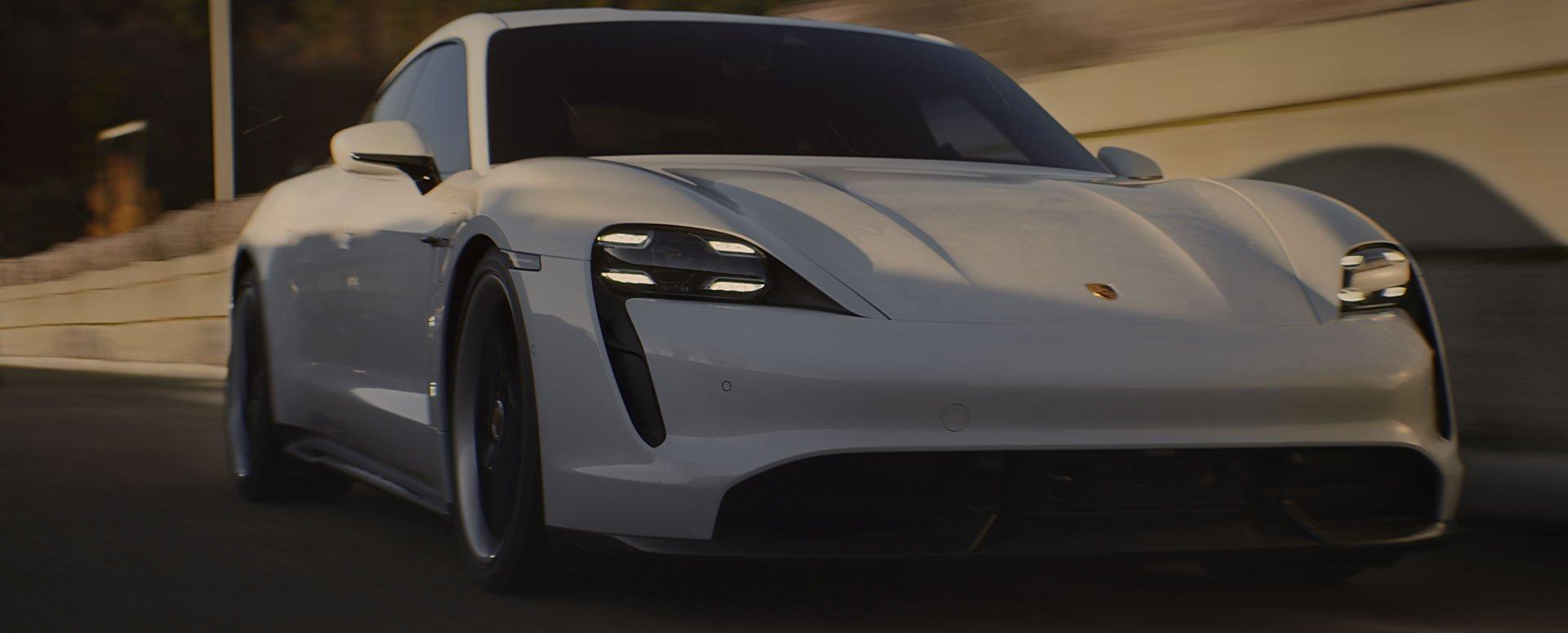 Thumbnail for Porsche - The Heist