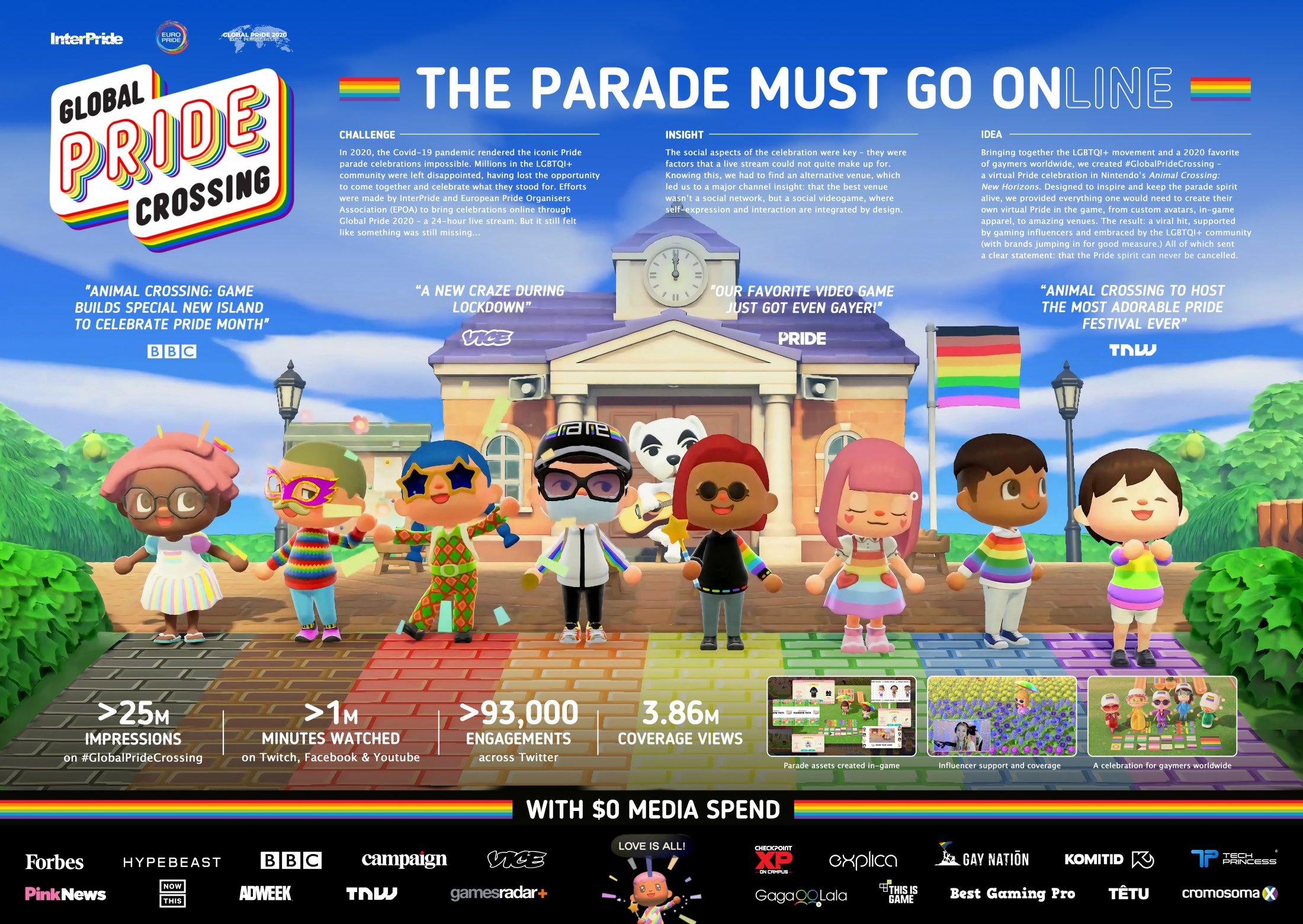 Thumbnail for Global Pride Crossing