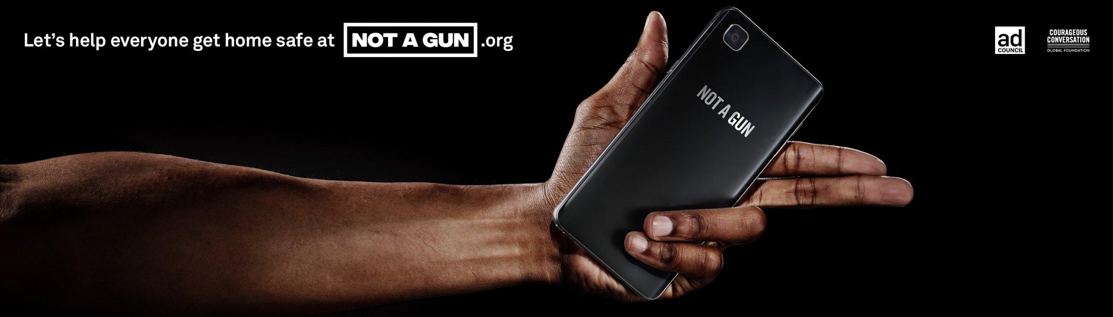 Thumbnail for Not a Gun