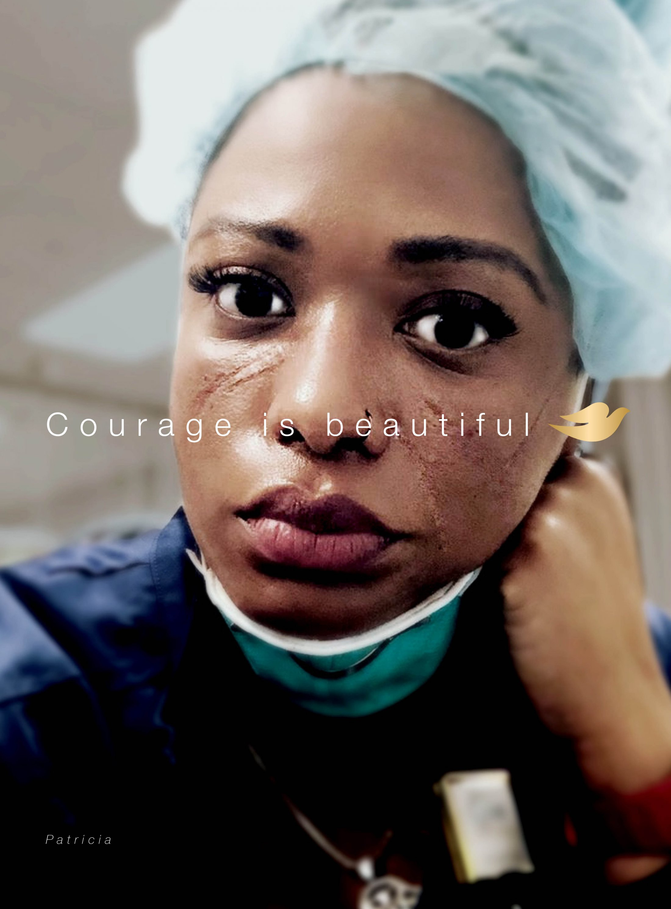 Thumbnail for Courage Is Beautiful (Patricia)