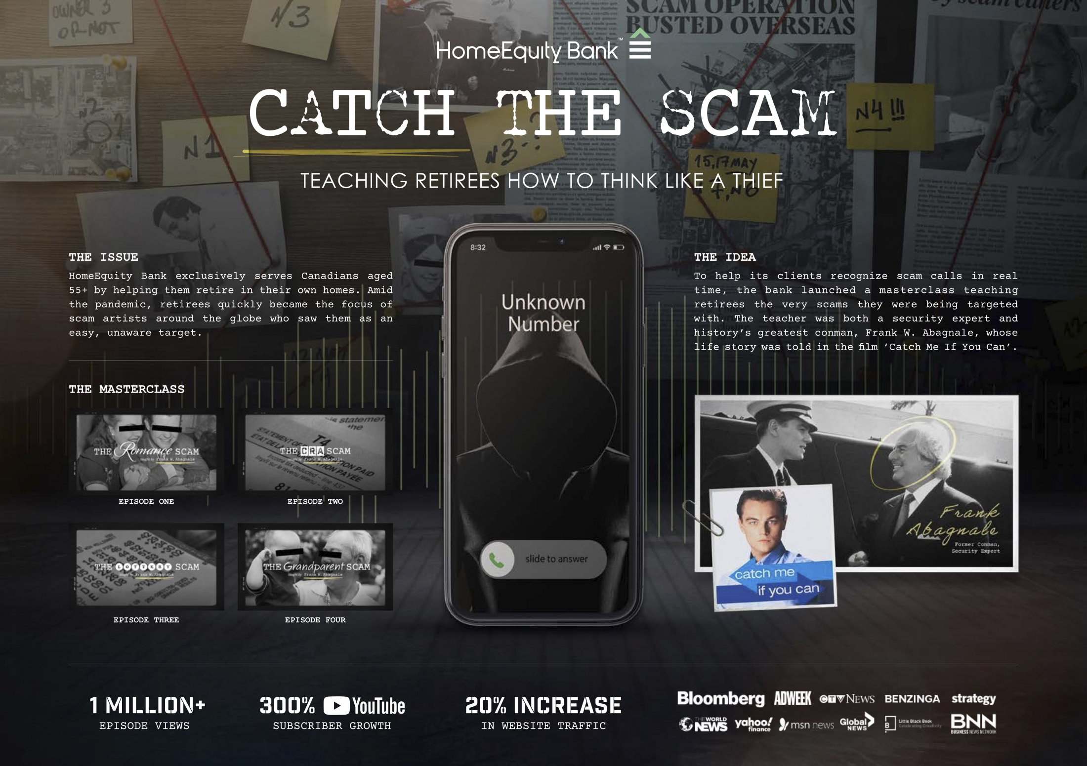 Thumbnail for Catch the Scam