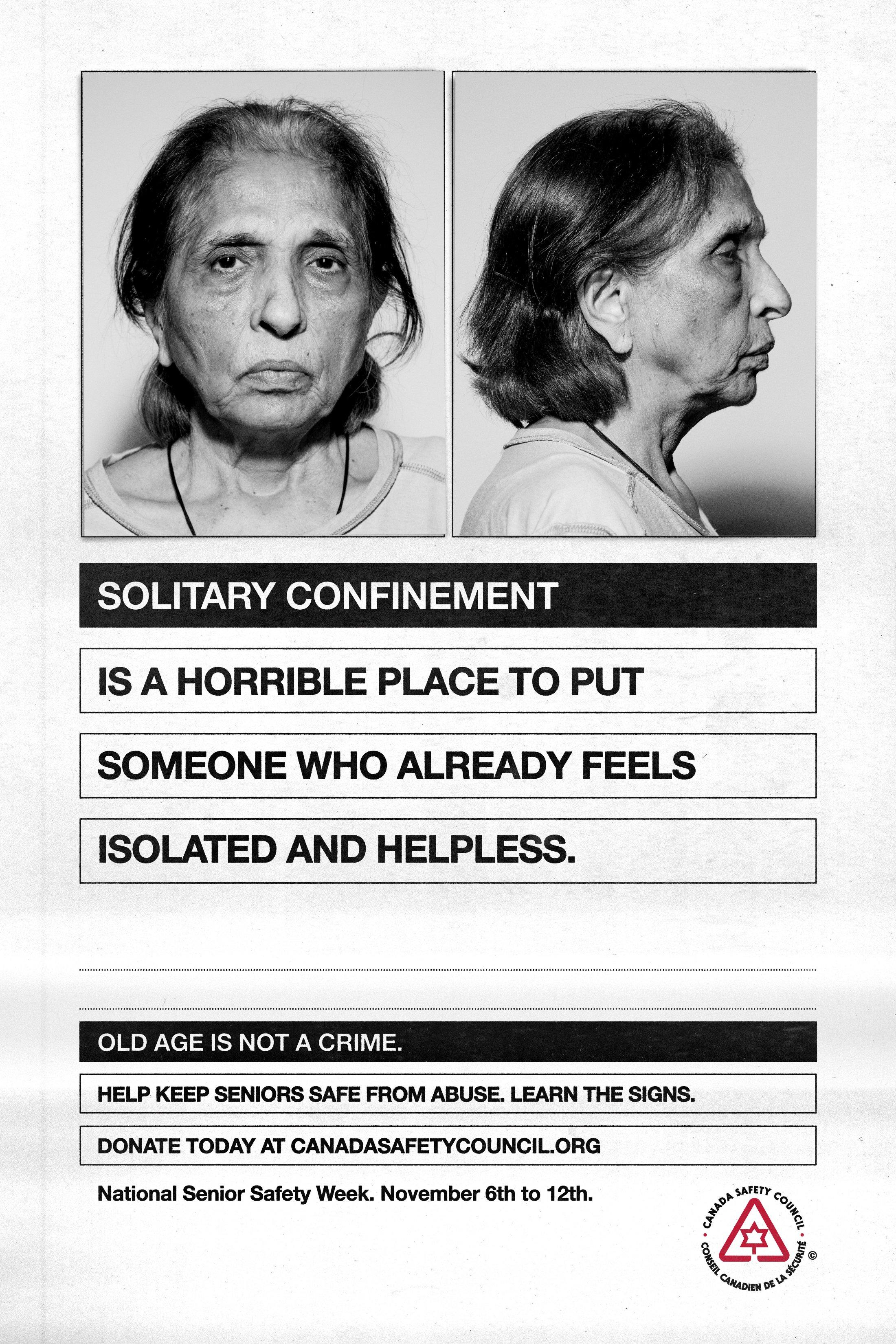 Thumbnail for Elder Abuse- Solitary