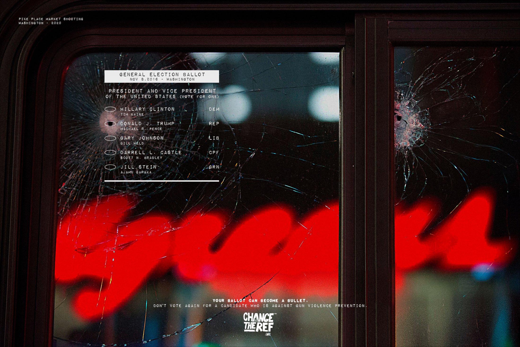 Thumbnail for Ballots Against Bullets