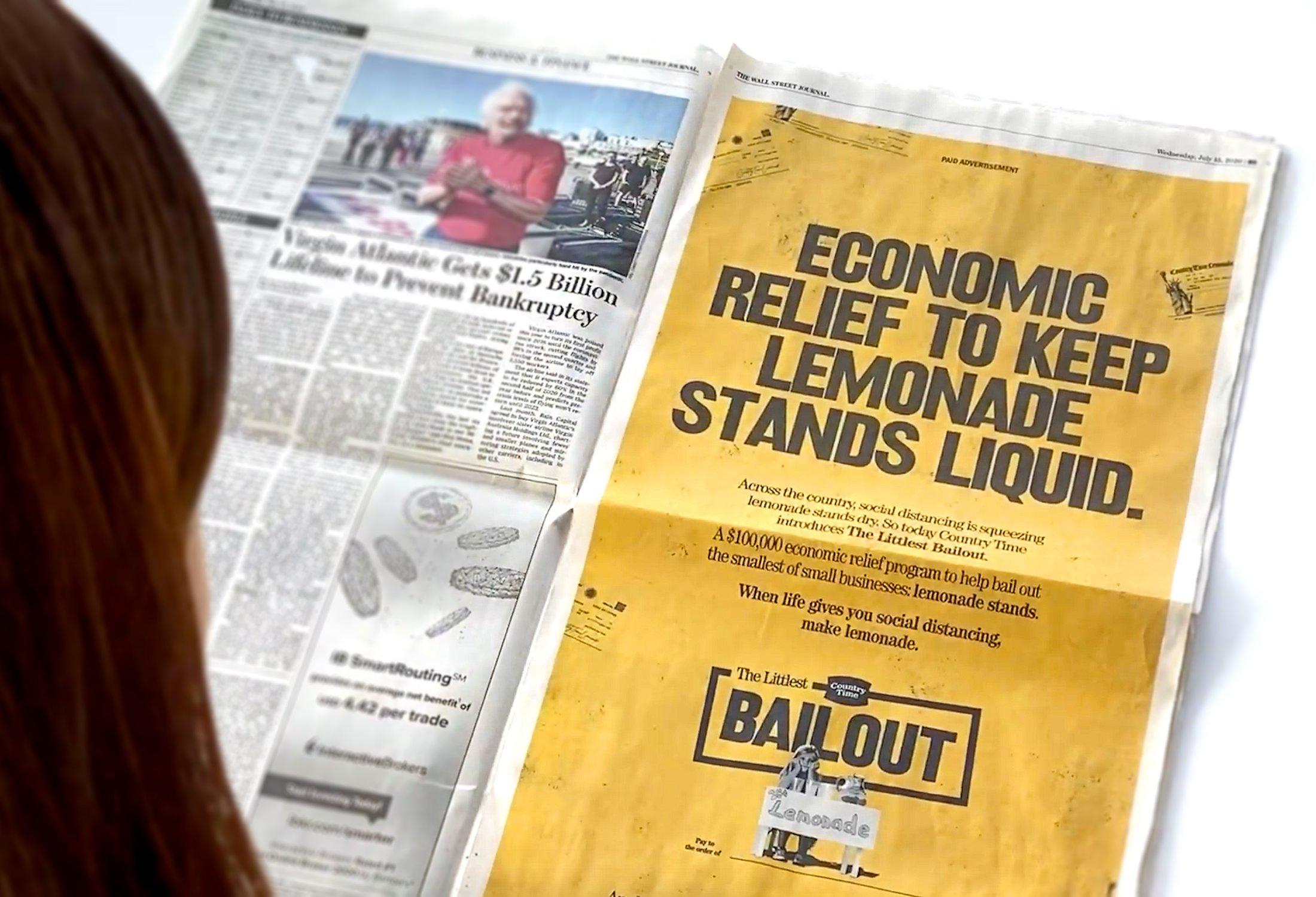 Thumbnail for Littlest Bailout