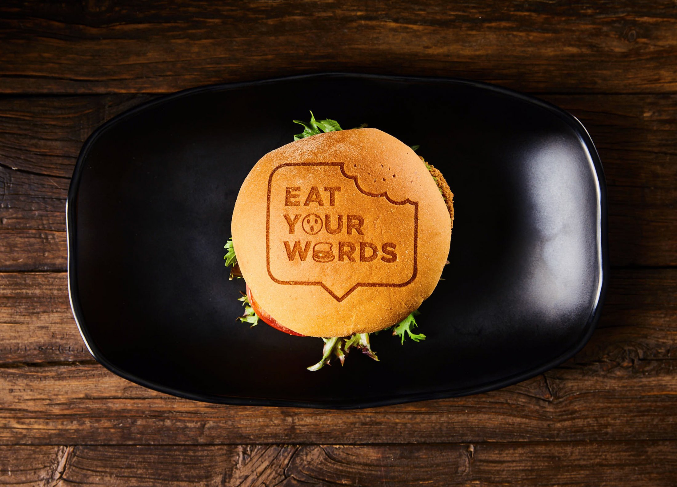 Thumbnail for Eat Your Words