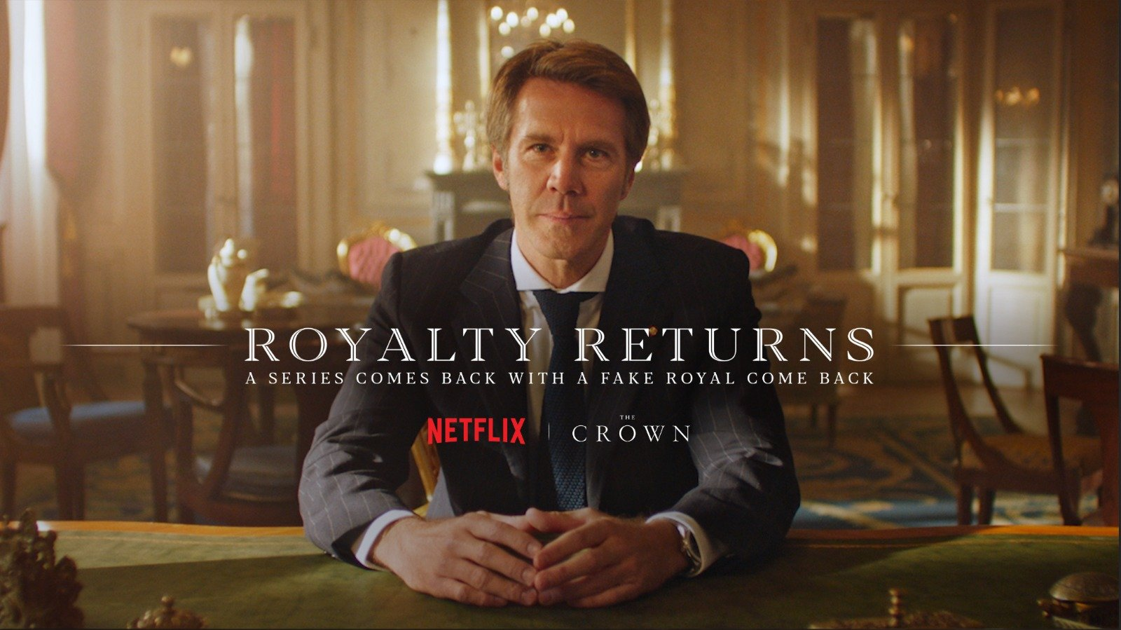 Thumbnail for The Crown: Royalty Returns