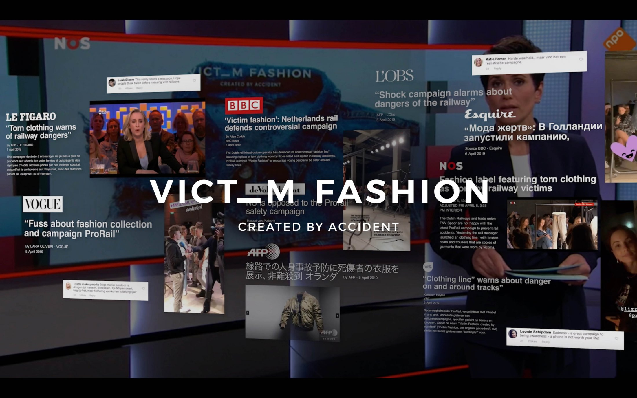 Thumbnail for Victim Fashion