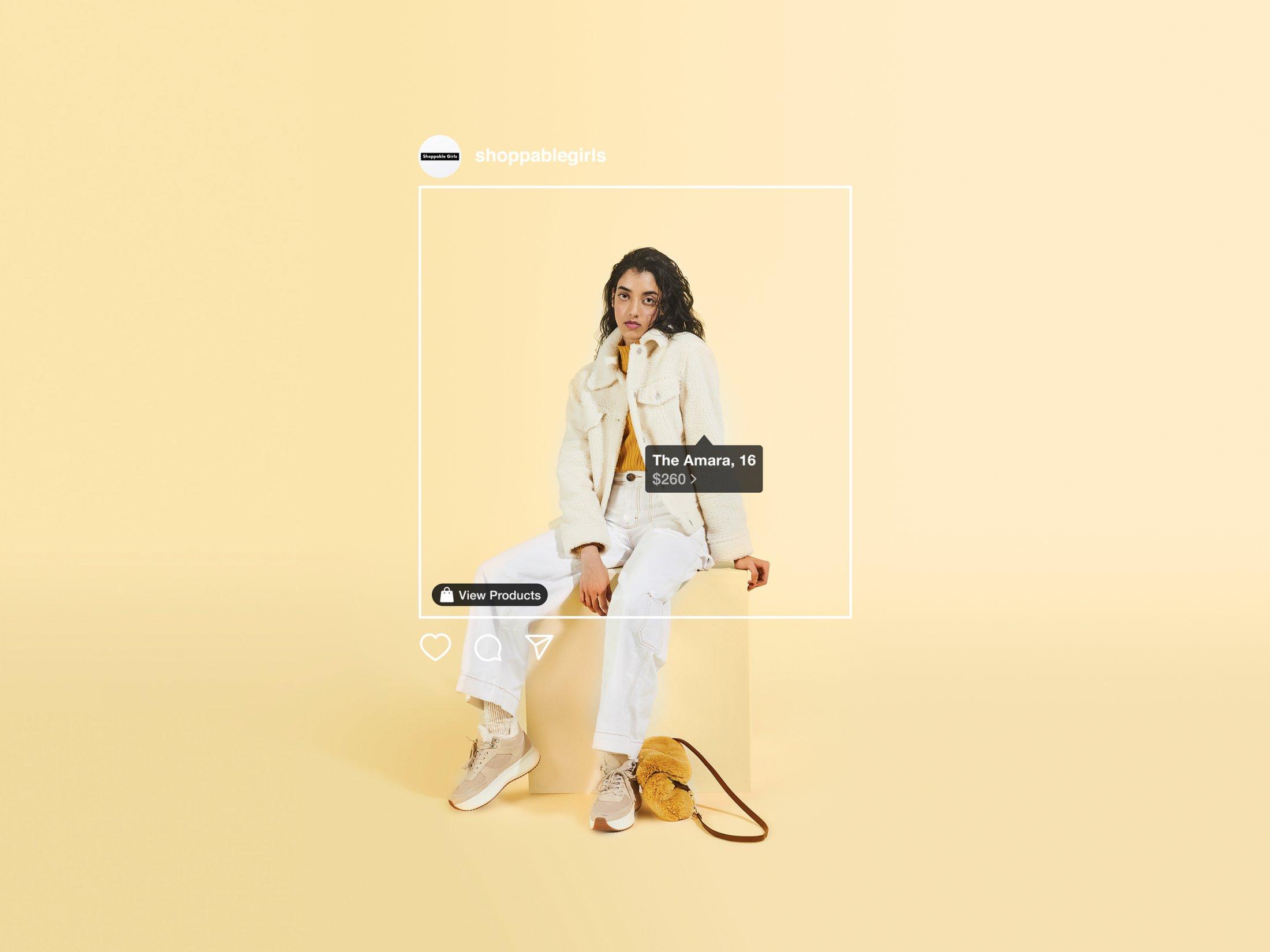 Thumbnail for Shoppable Girls