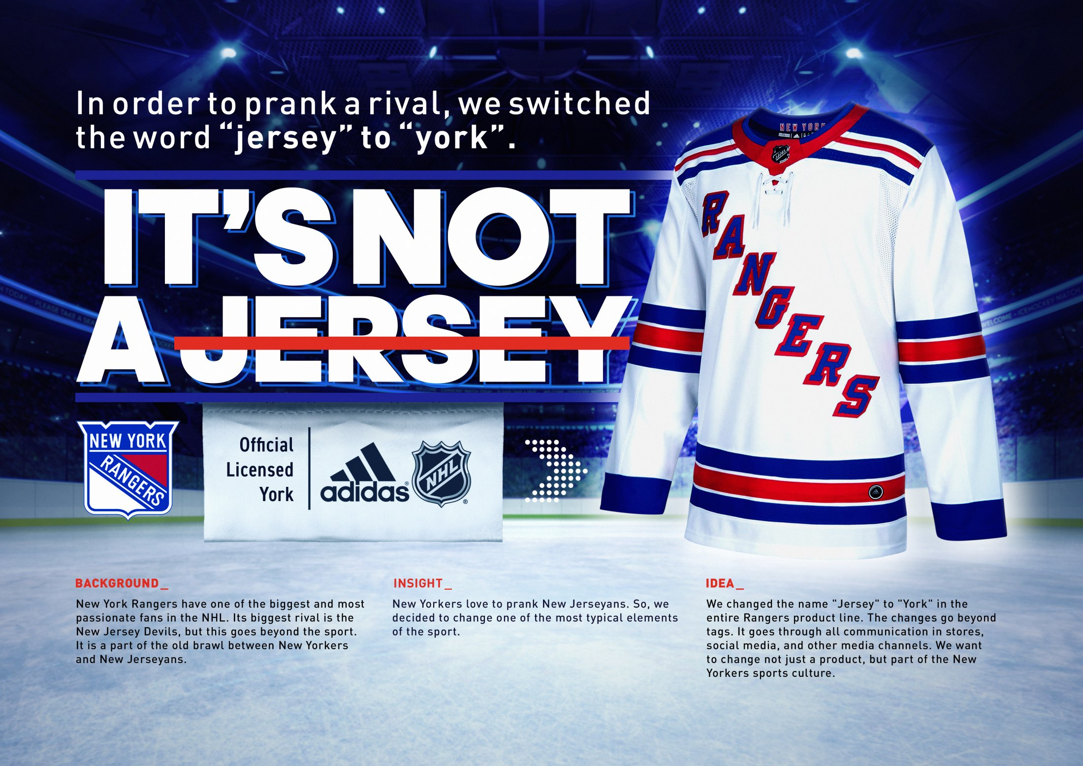 Thumbnail for It's not a jersey