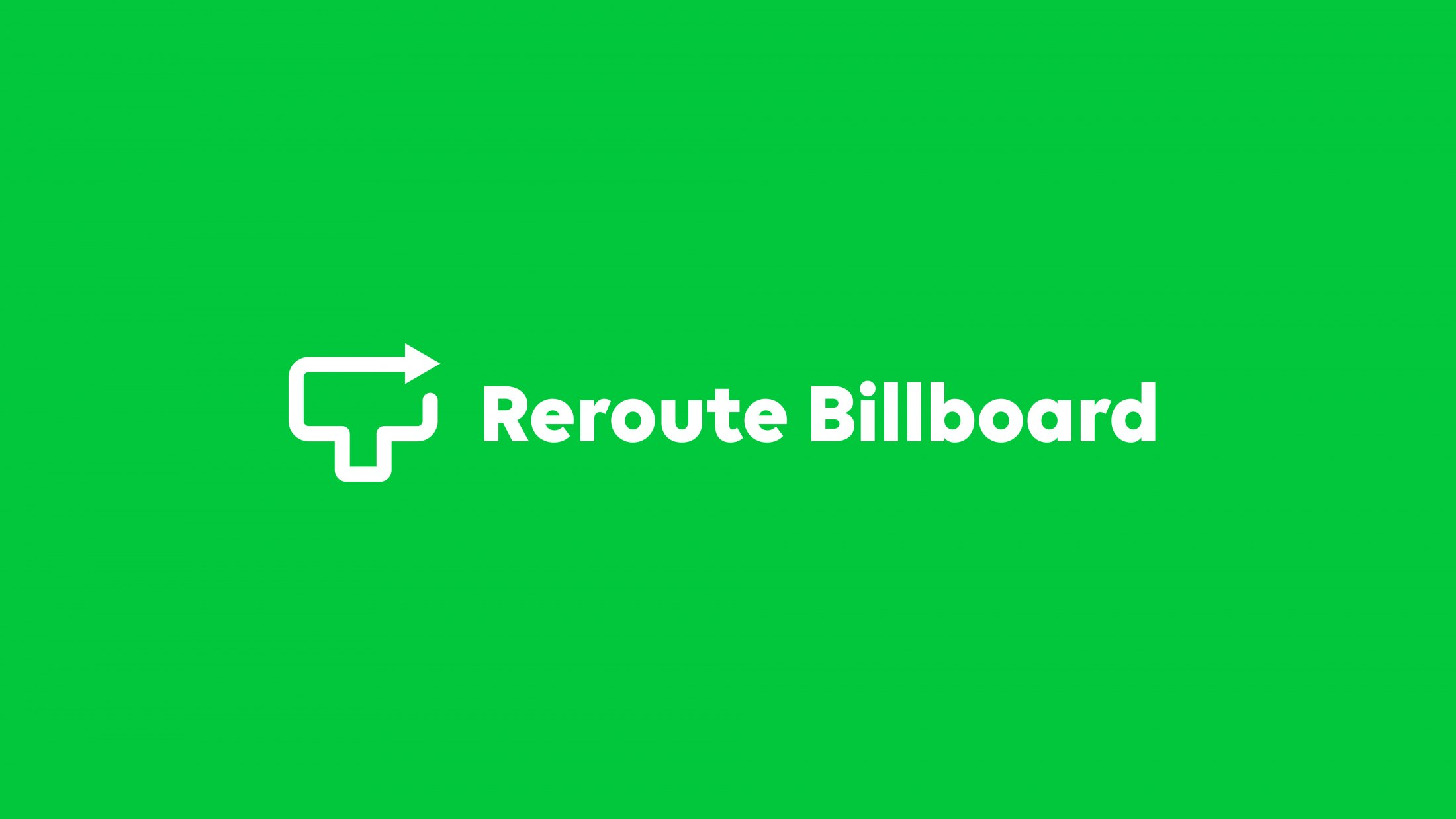 Thumbnail for Re-route Billboard
