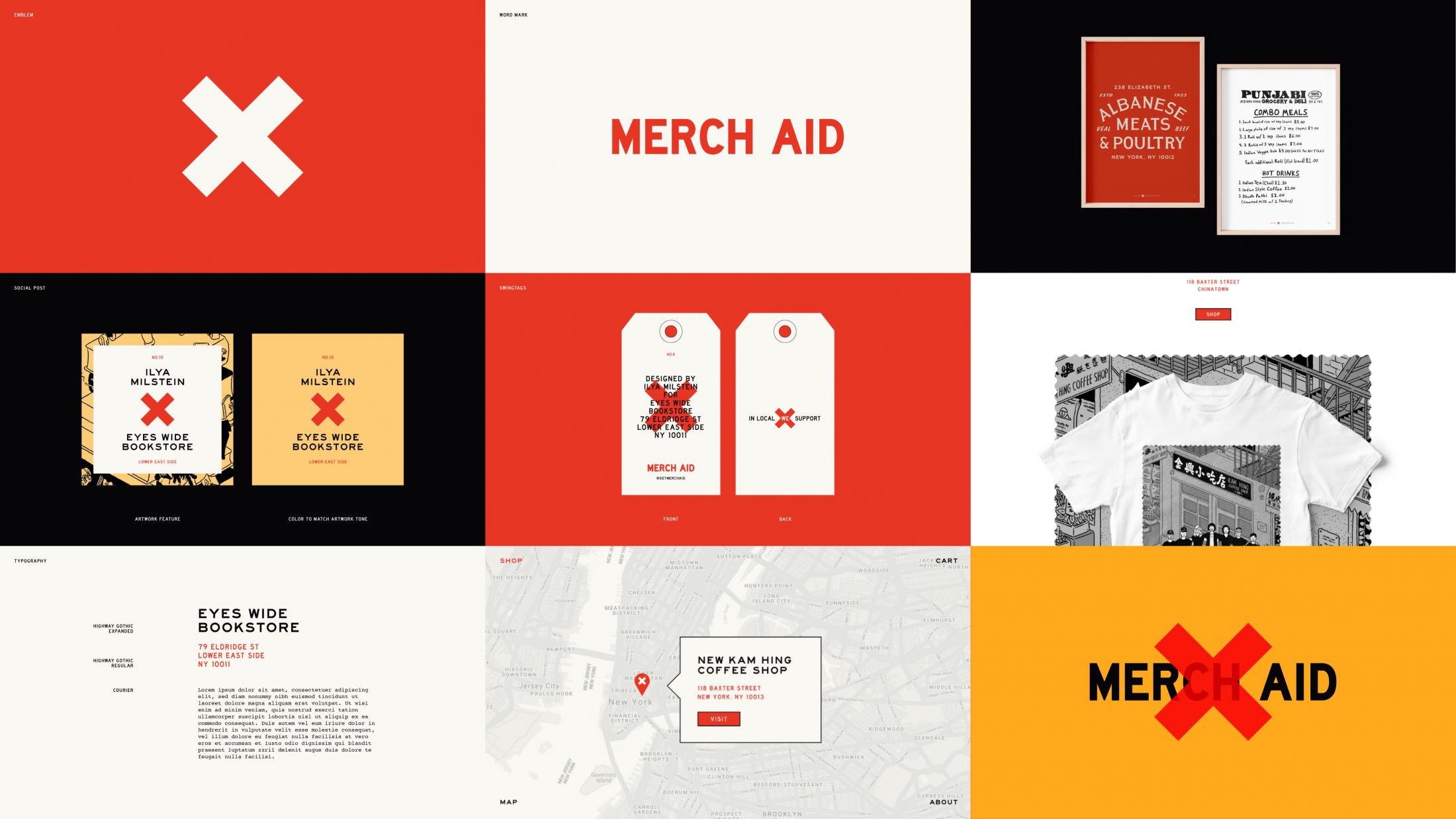 Thumbnail for Merch Aid