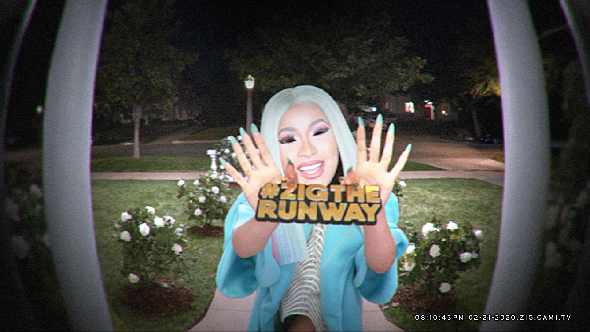 Thumbnail for #ZigTheRunway