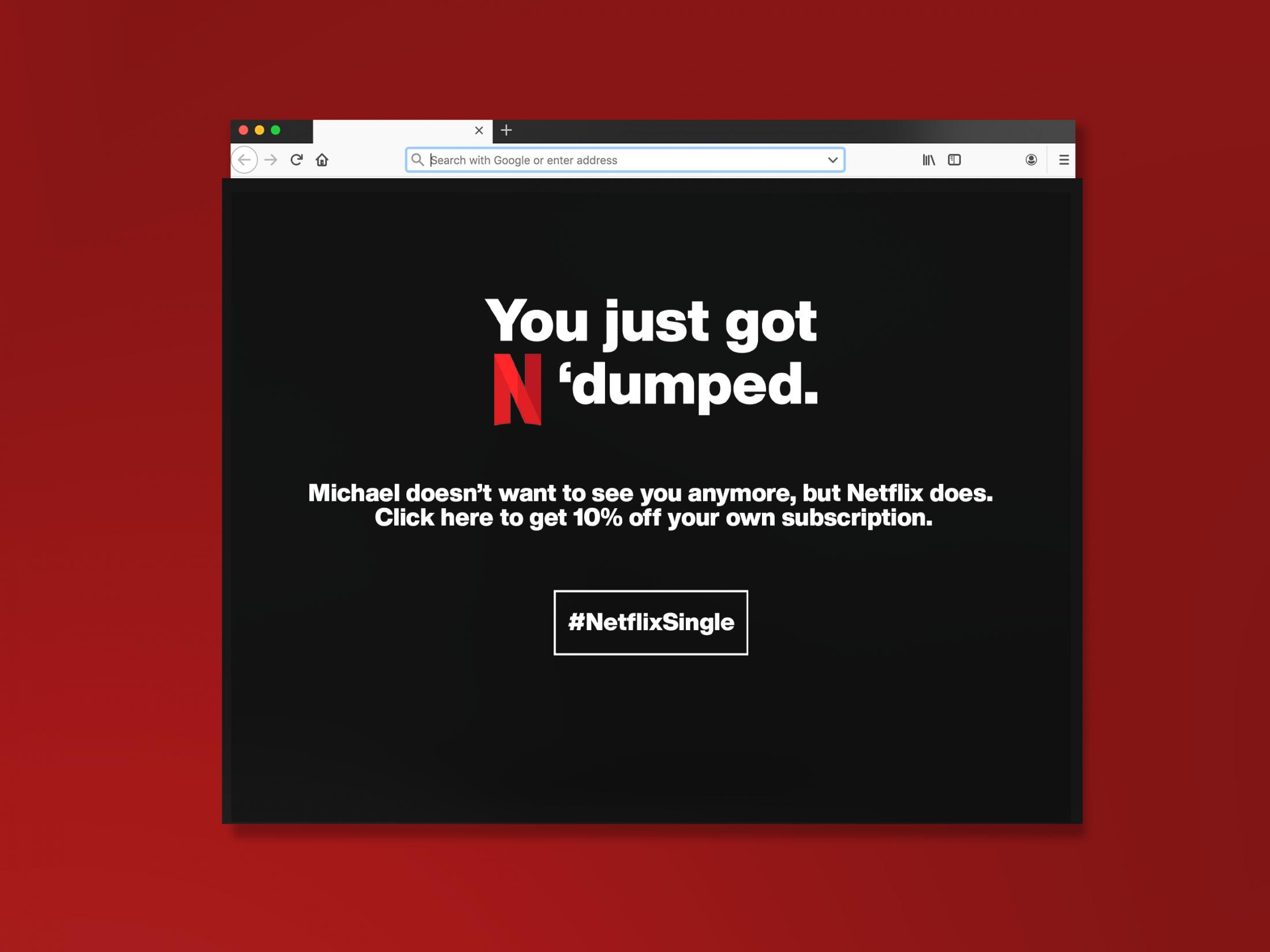 Thumbnail for #NetflixSingle