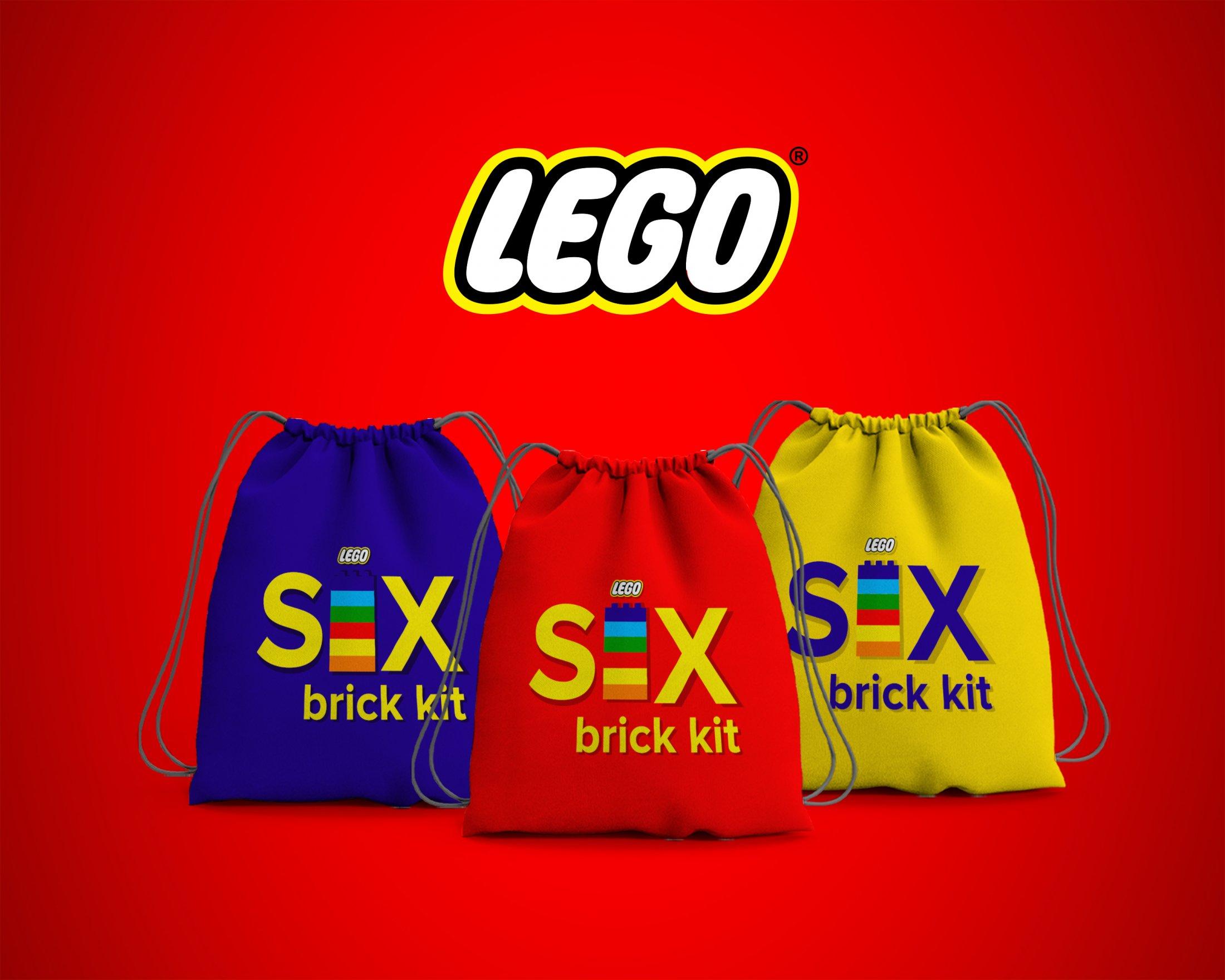 Thumbnail for Six Brick Kit