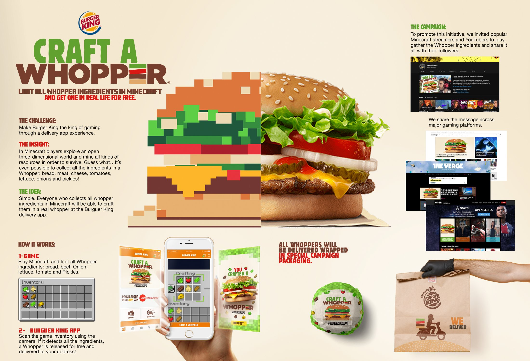 Thumbnail for Craft a Whopper