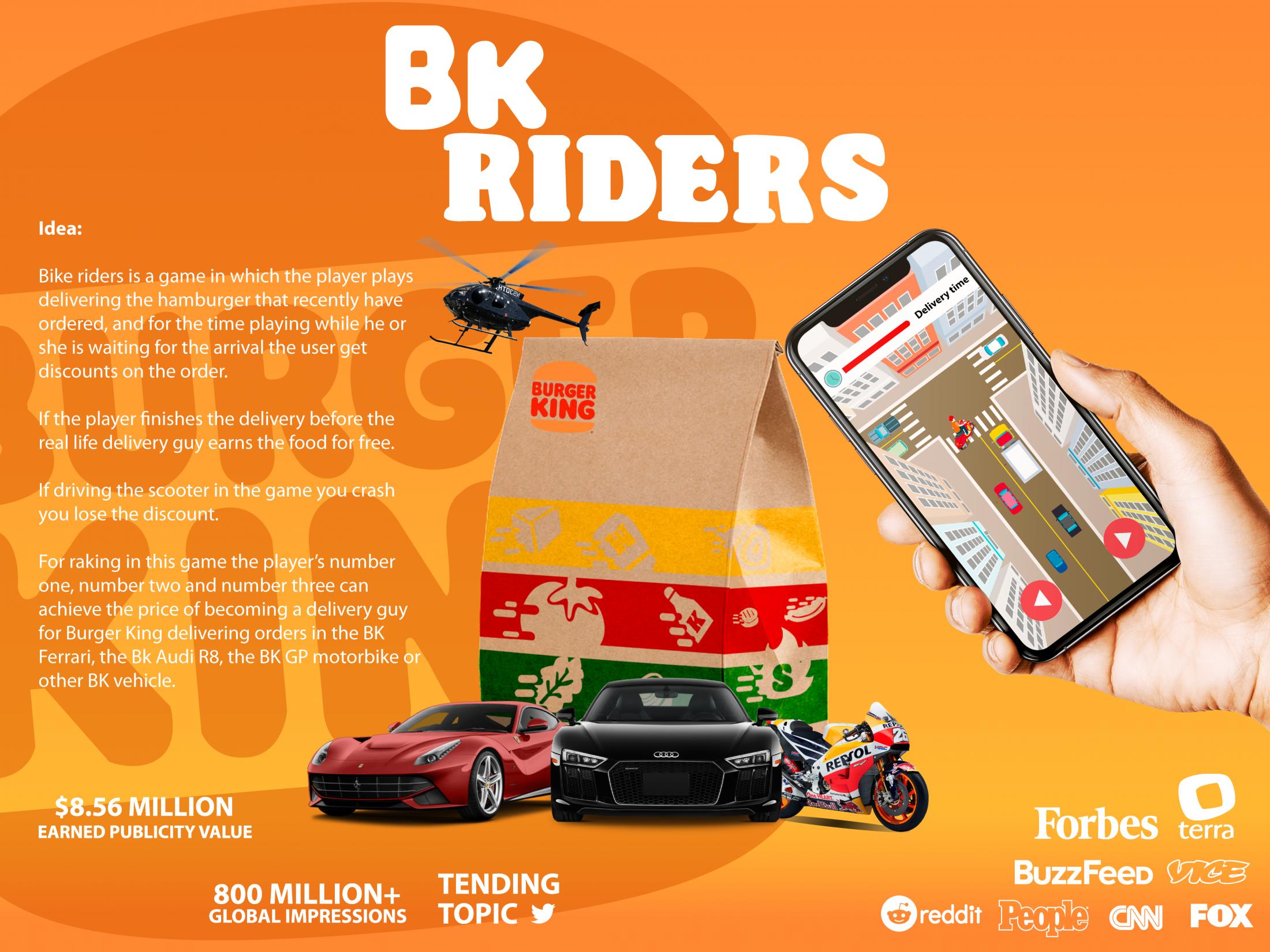 Thumbnail for BK RIDERS