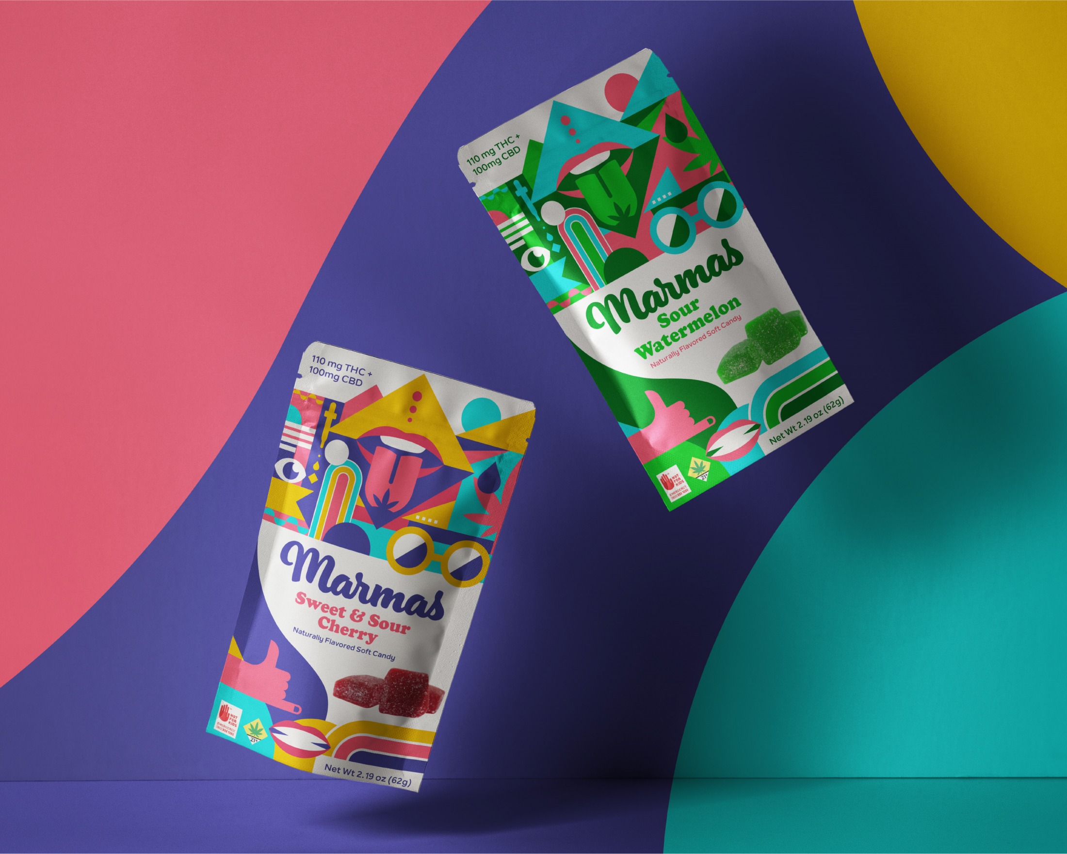 Marmas: Chill. Tasty. Psychedelic.