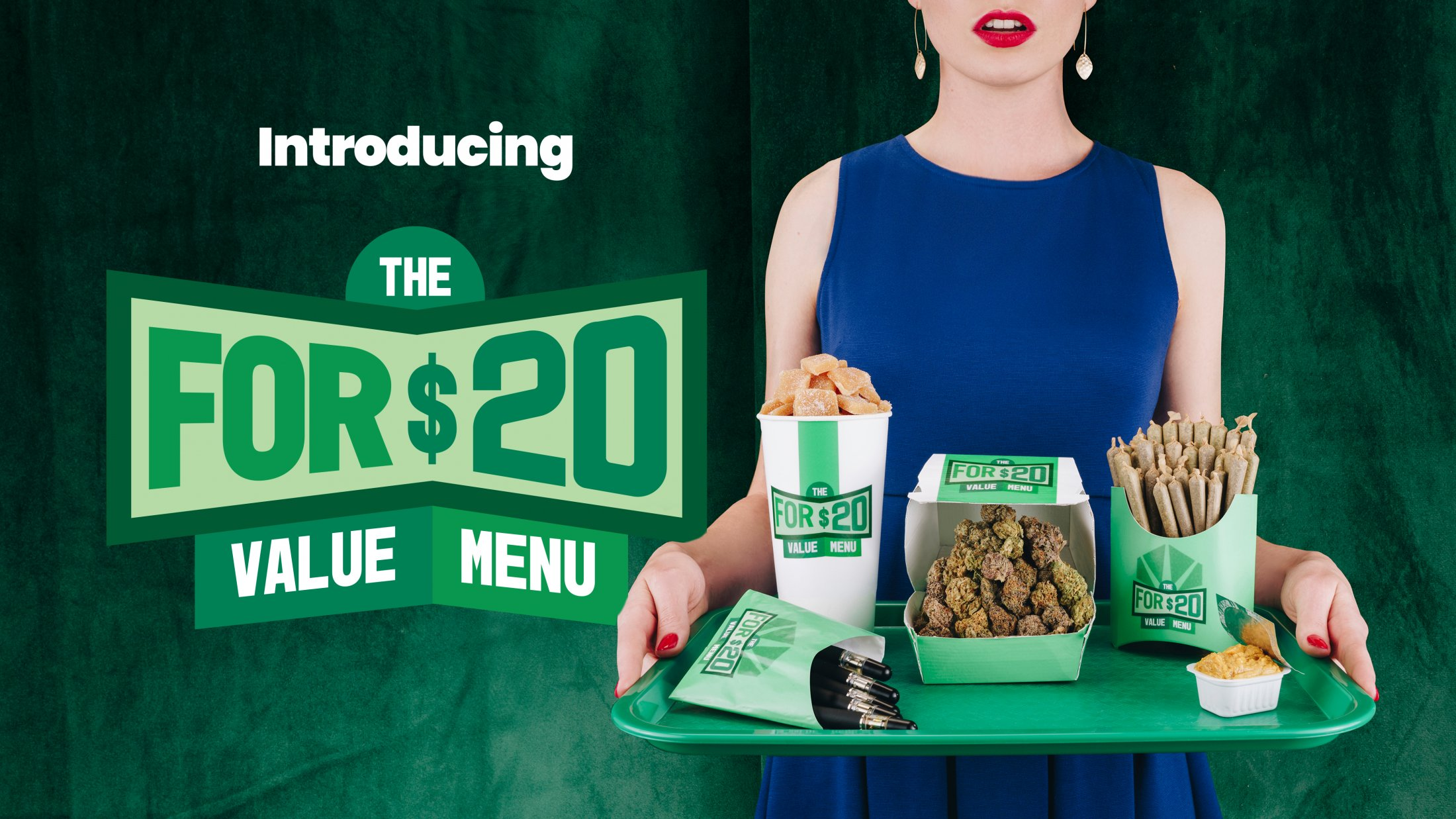 Thrive Cannabis Marketplace: For $20 Value Menu