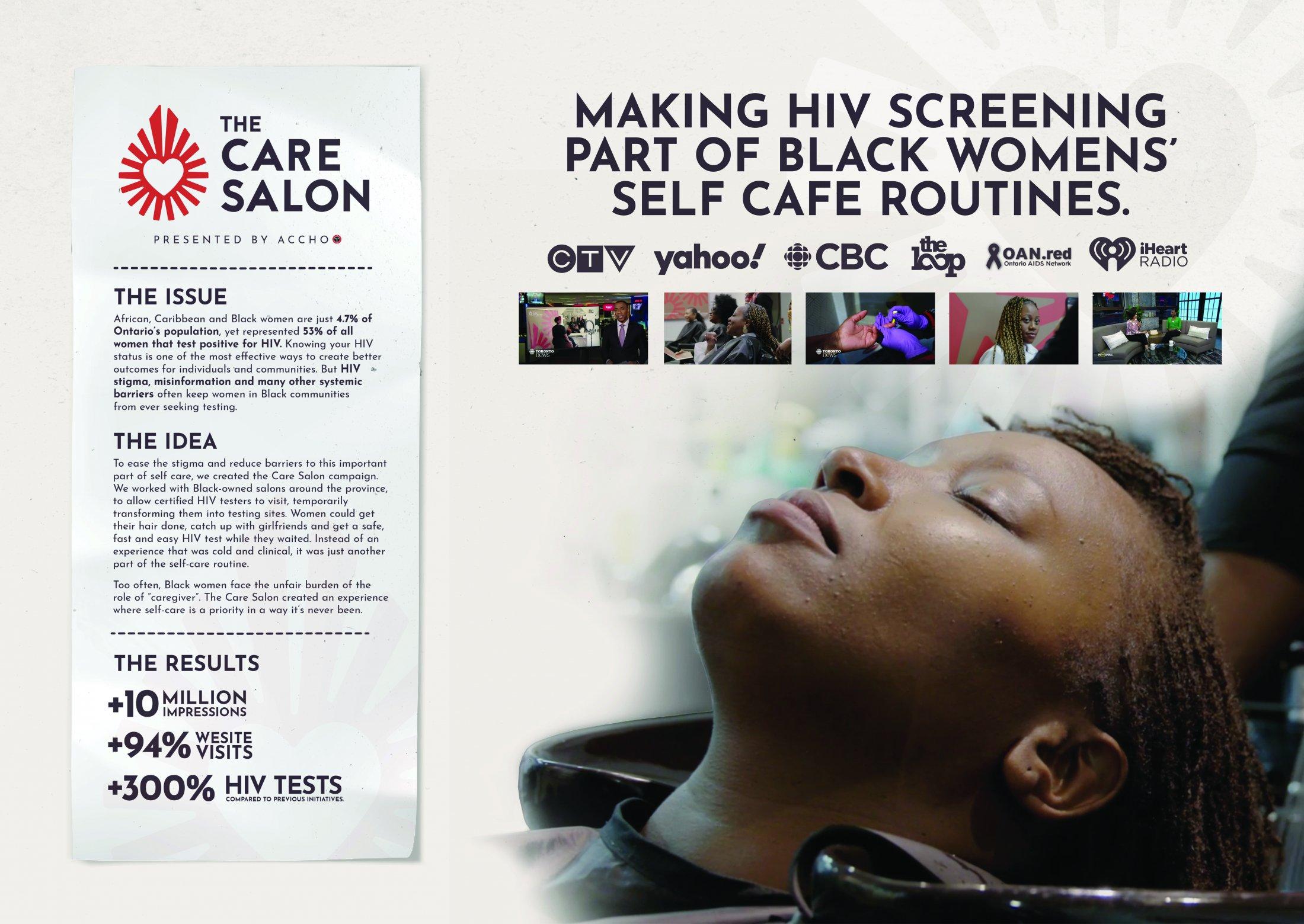 Thumbnail for The Care Salon