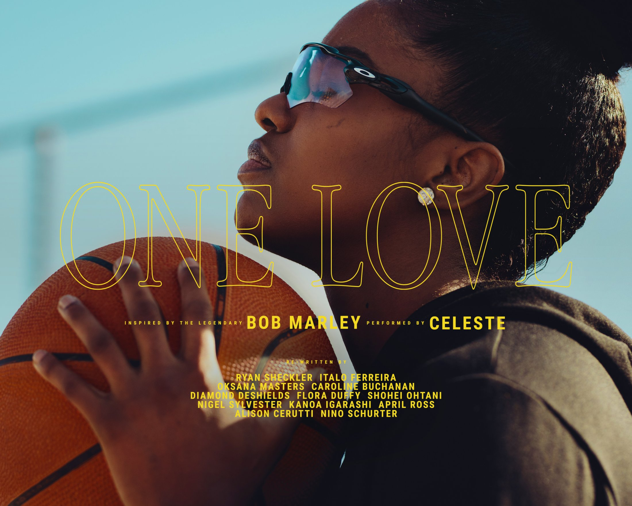Thumbnail for ONE LOVE
