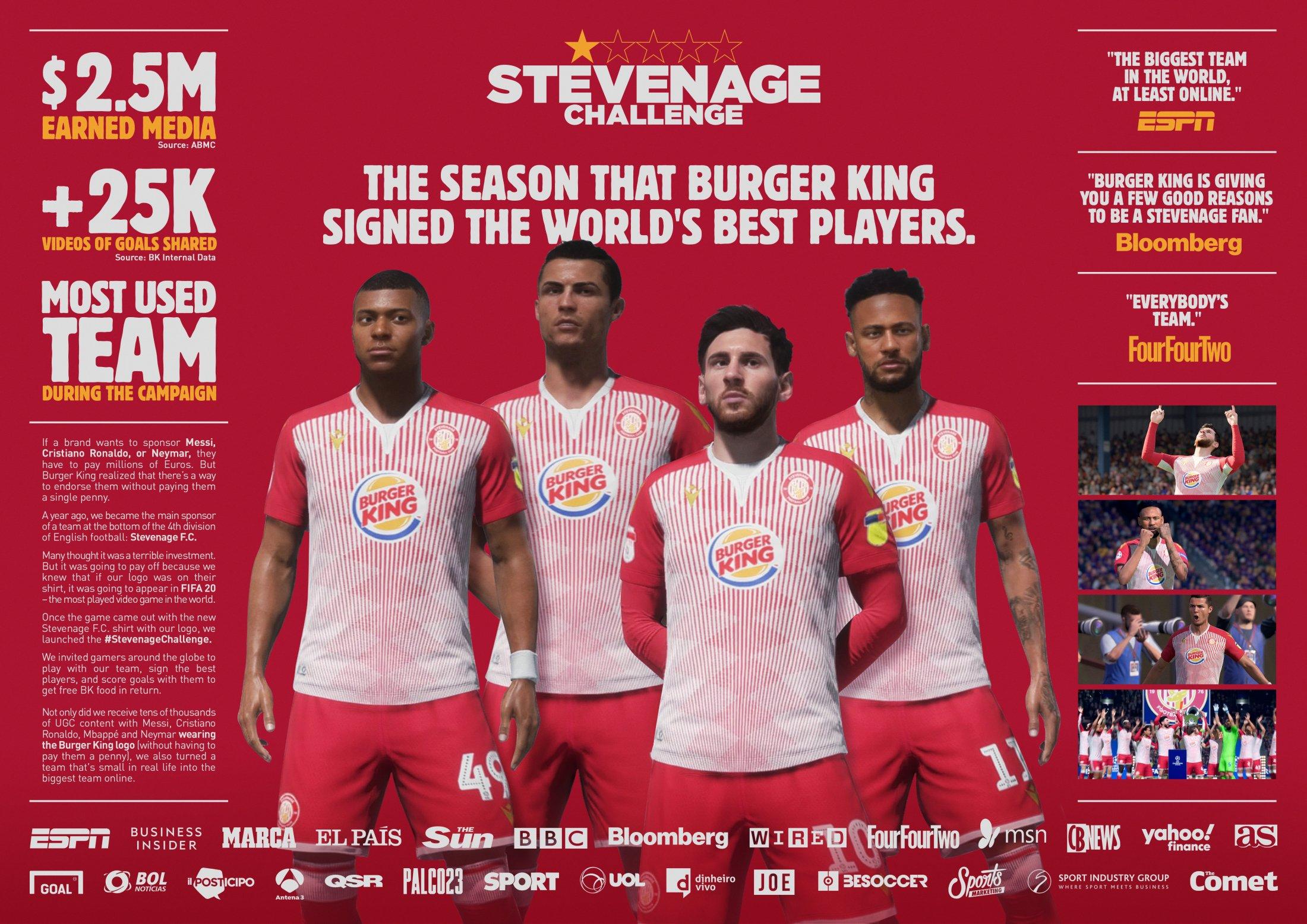 Thumbnail for Stevenage Challenge