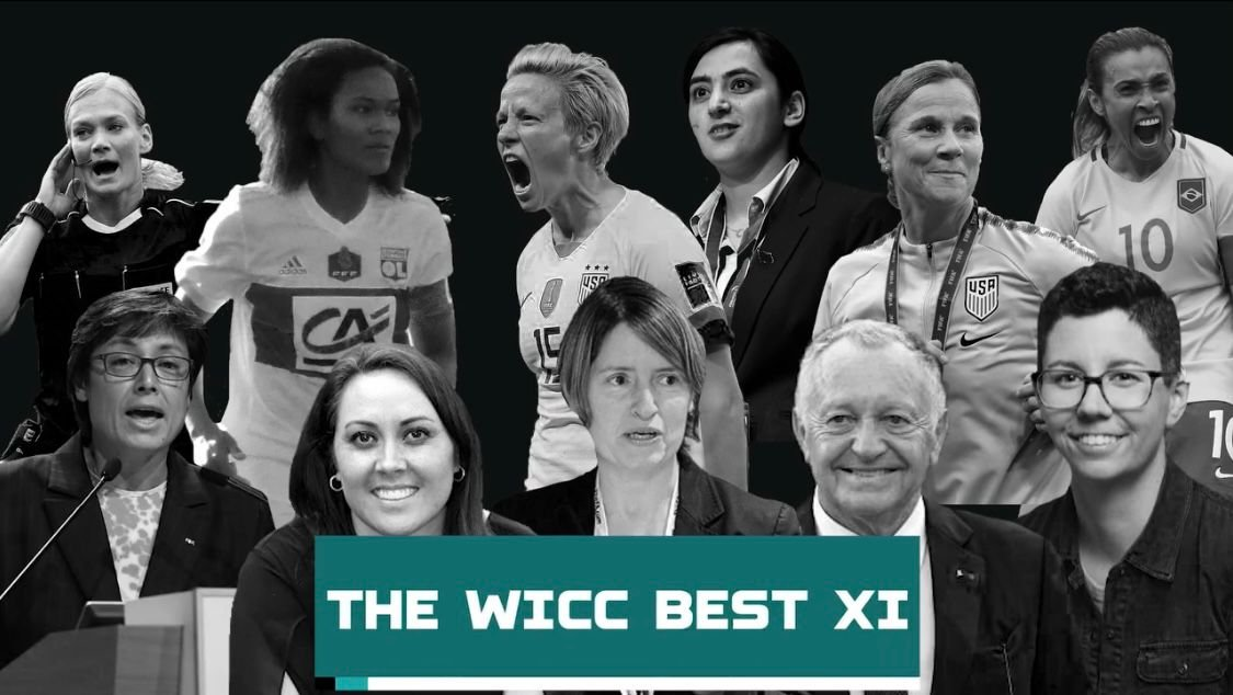 """Thumbnail for Women's International Champions Cup Best XI (""""WICC Best XI"""")"""
