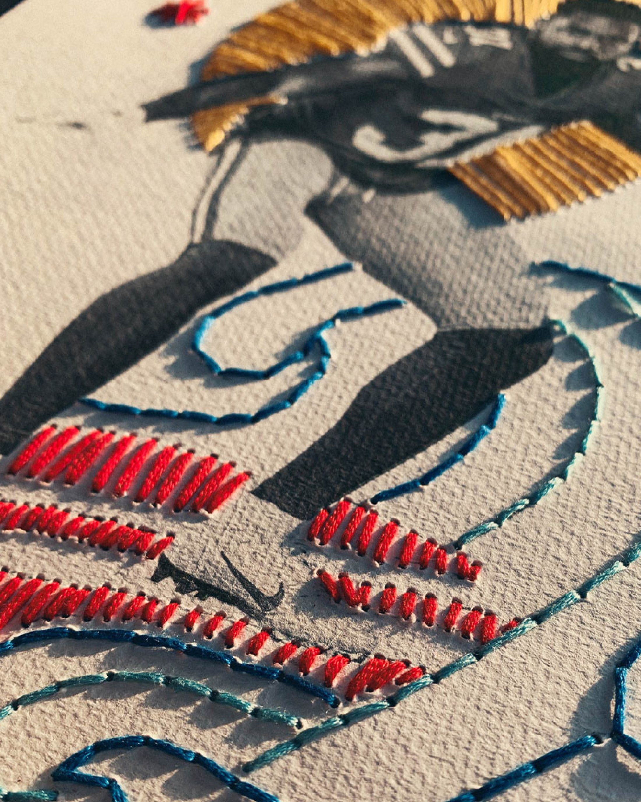 Thumbnail for Faithful to The Bay Embroidered Gameday Graphics Series