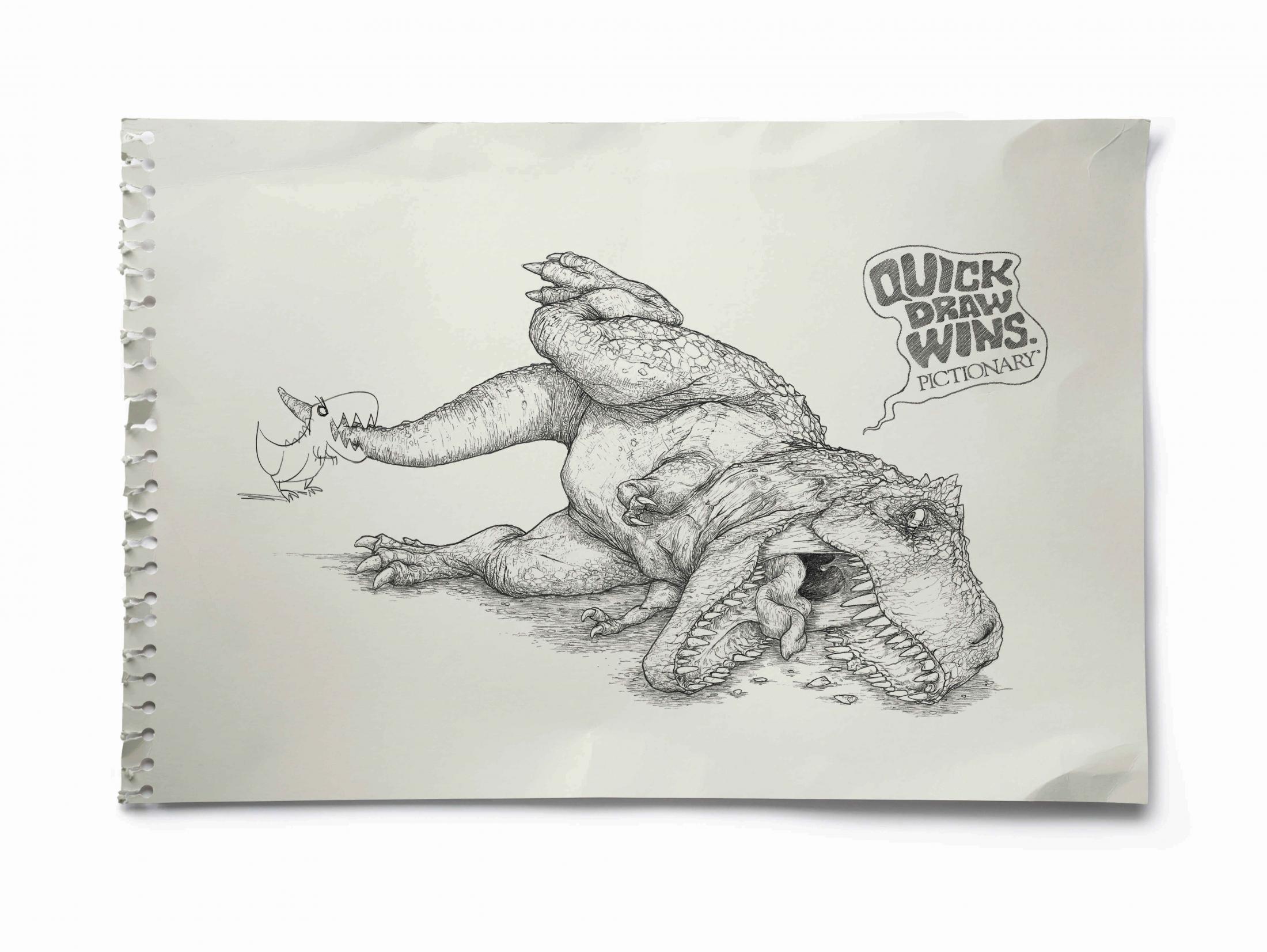 Thumbnail for T-Rex