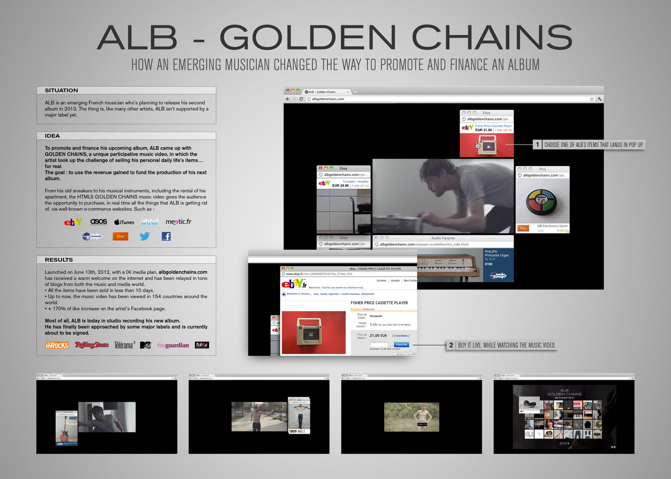 Thumbnail for Golden Chains