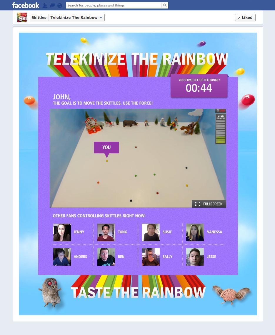 Thumbnail for Telekinize the Rainbow